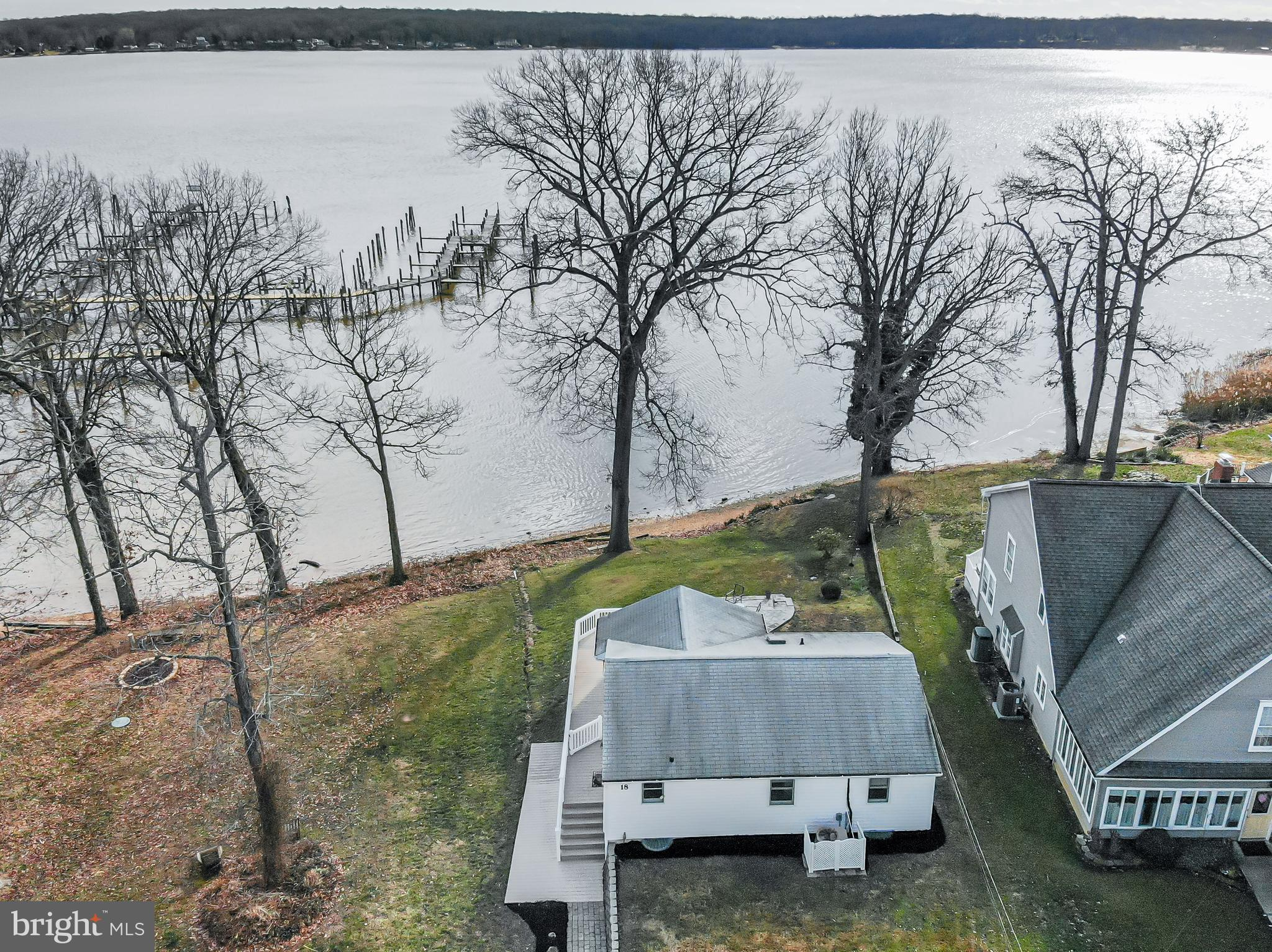 Beautiful water views and water rights to the Elk River.  Sought after waterfront community offers b