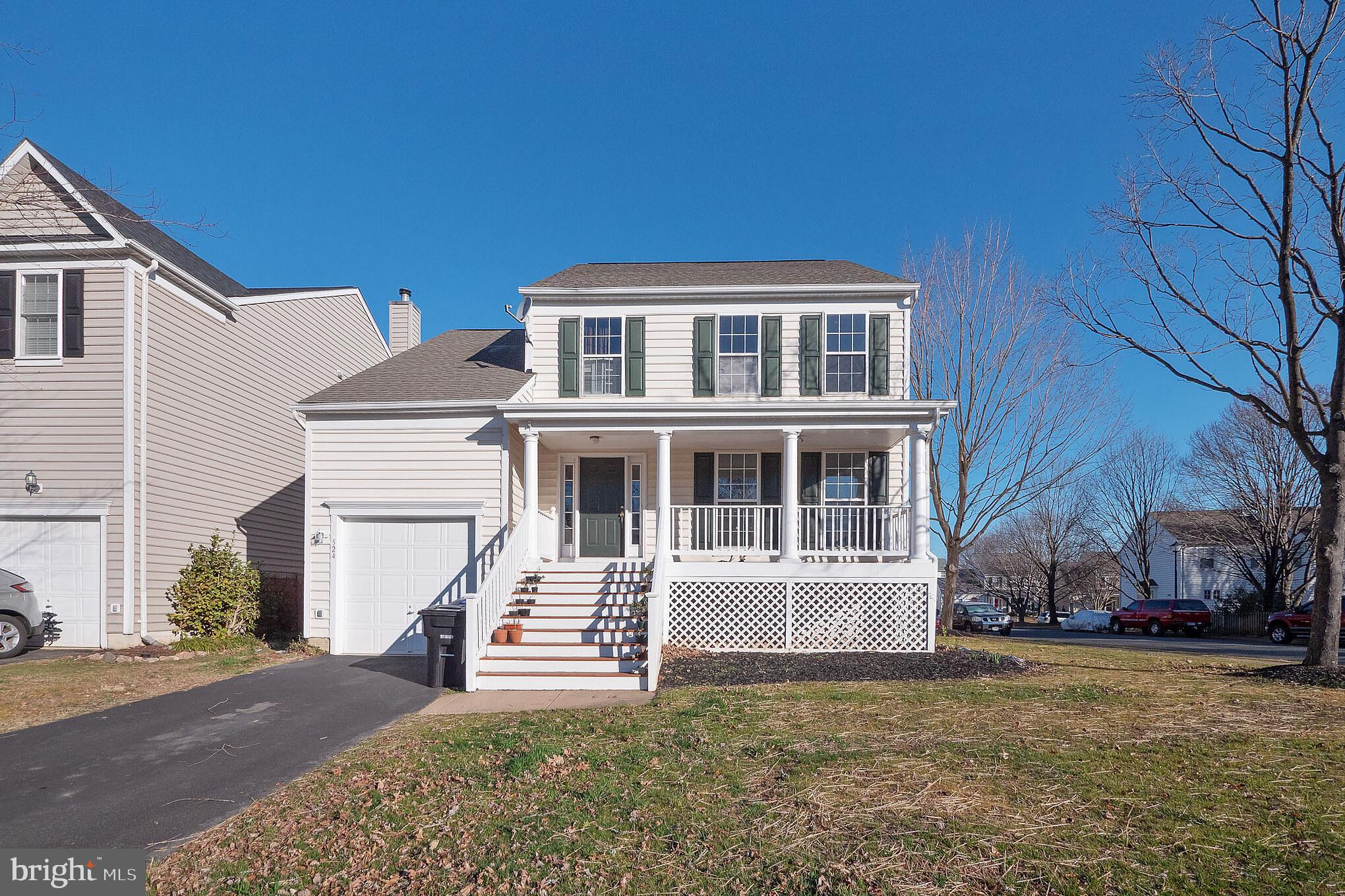 You will love living in the charming town of Leesburg! Come see this tri-level 4BD/2.5BA colonial ho