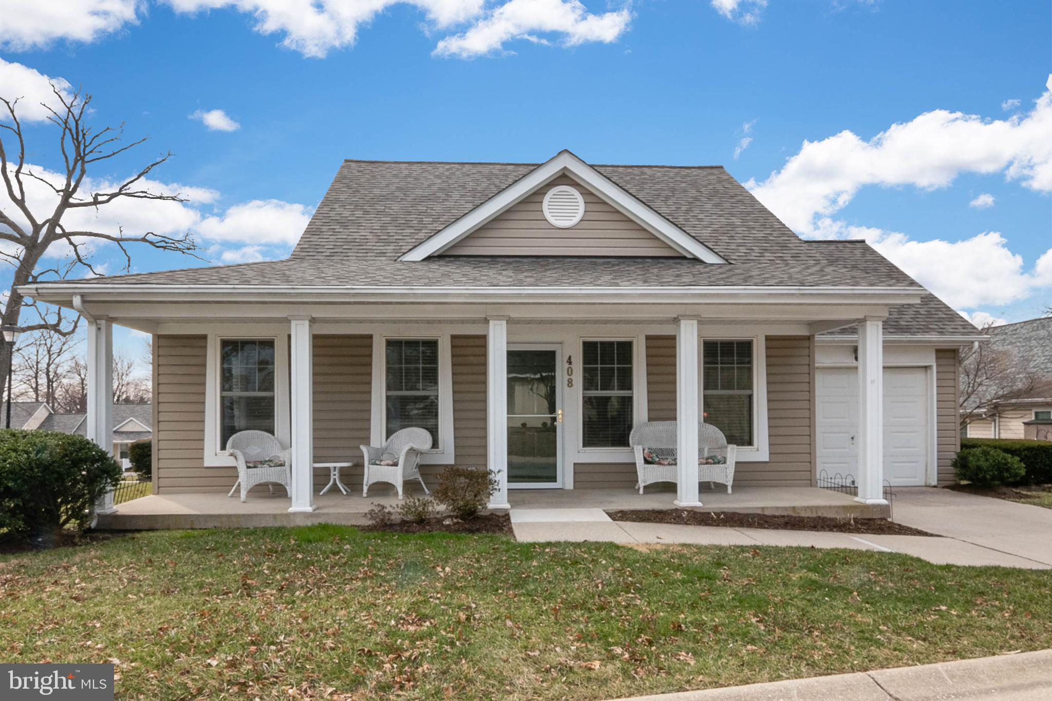 OPEN HOUSE SUNDAY, FEBRUARY 23RD FROM 1-3 PM.  Be the first to see this lovely rancher situated with