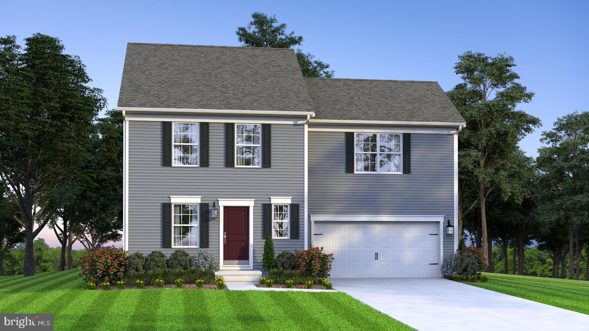 QUICK DELIVERY! Will be ready around June 2020.  The Pearl is a single-family home with 4 bedrooms,