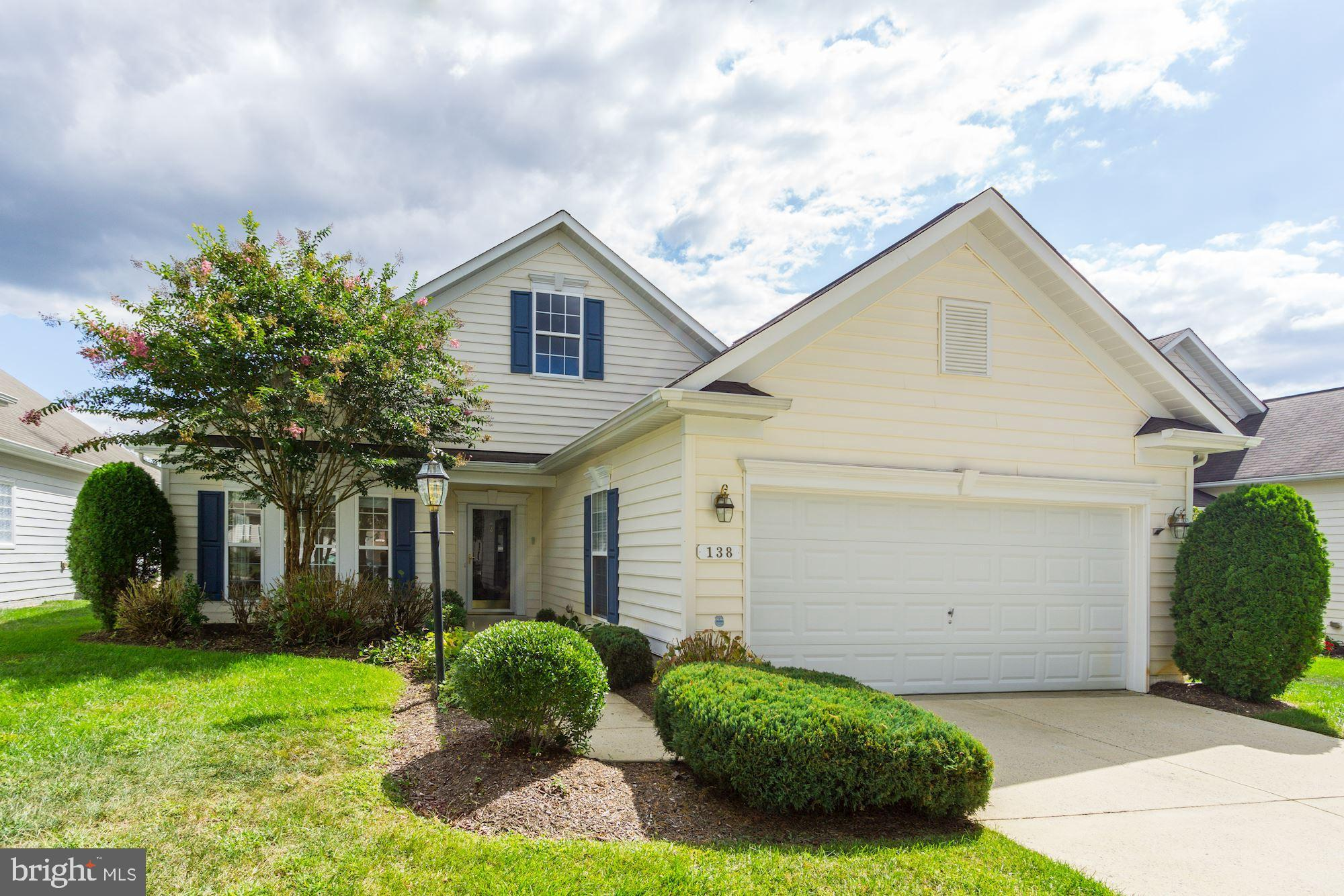 Welcome home to this beautiful Gershwin model situated on a beautiful lot, backing up to open space,