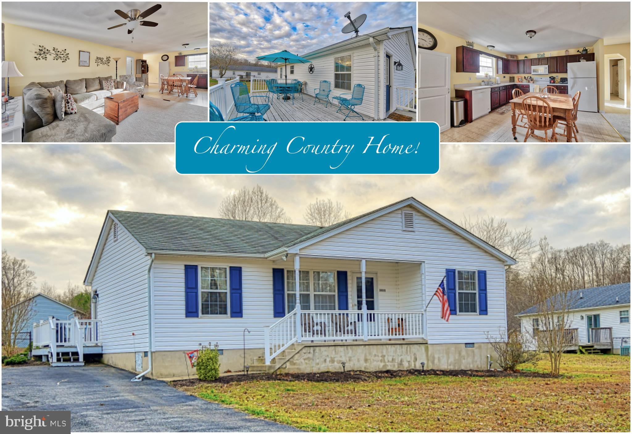 Deal fell through financing  - their loss is your opportunity!  This is a VERY CHARMING home in Nort