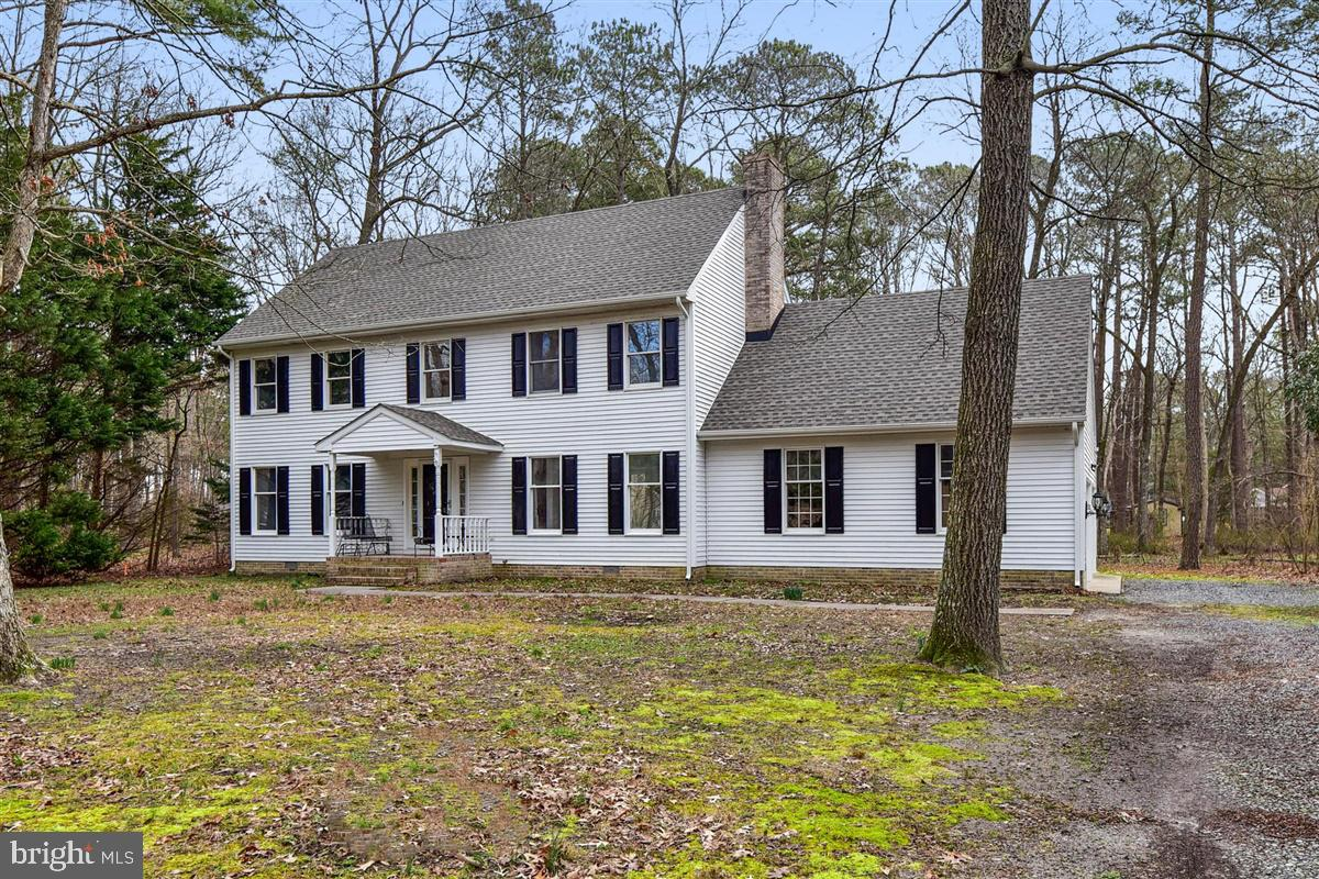 This beautiful newly renovated 4 bedroom, 2 car garage sets on an extra large .64 acre lot wooded lo