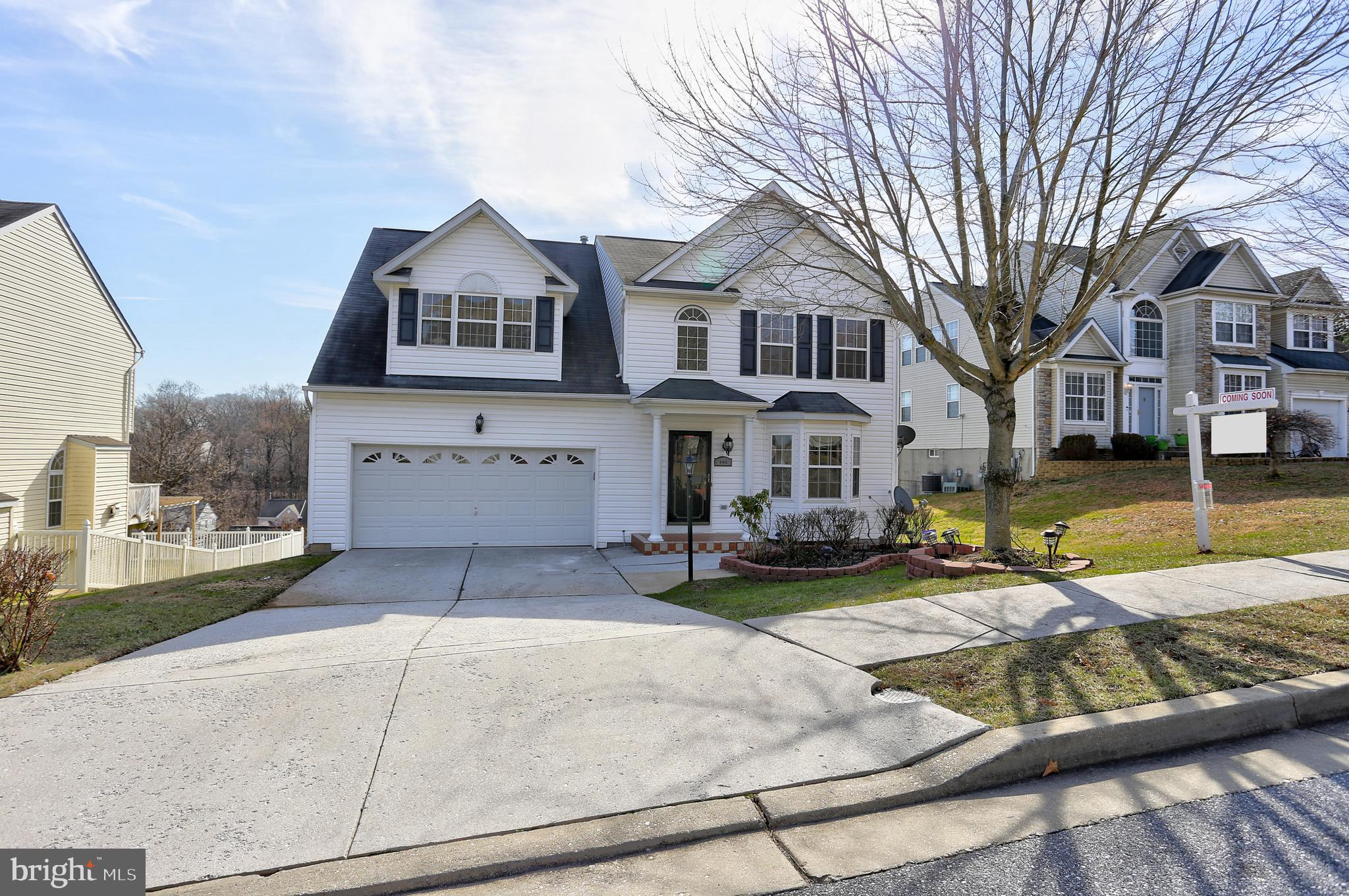 Don't miss your opportunity to own this beautifully updated home in the heart of Owings Mills. Locat