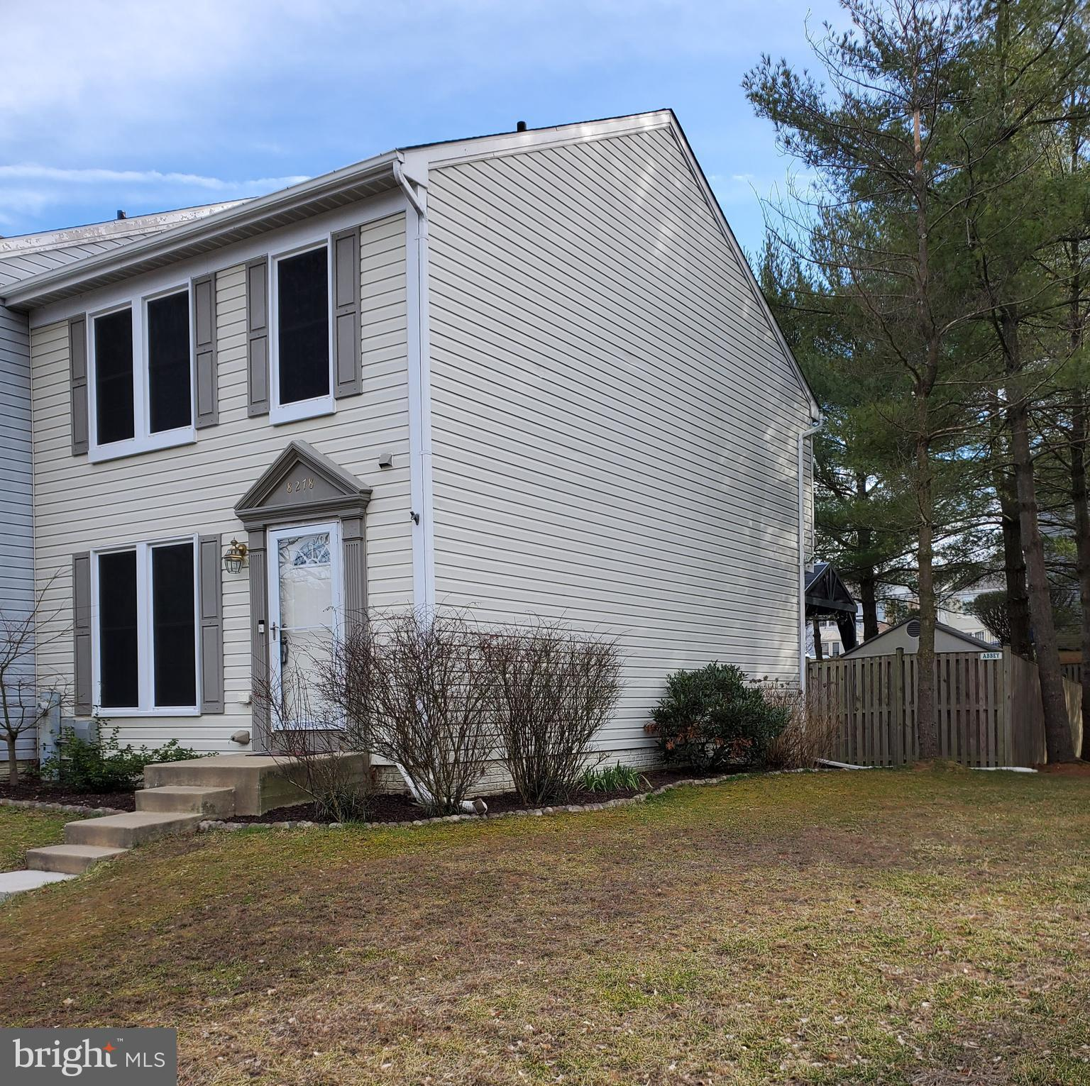 HURRY!!!! Don't miss out on this extremely well-maintained 3 bedroom, 2.5 bath end-of group townhome
