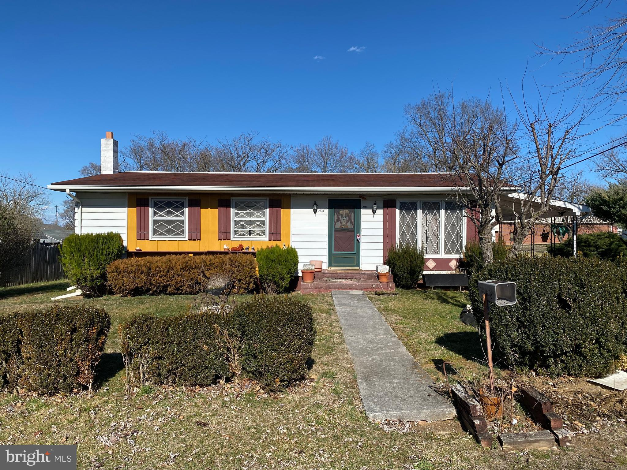 "Large Price Correction on this 3 bedroom 1.5 bath rambler located on quiet street in Middletown.   This is an ""AS-IS"" property, needs work/renovation. Great opportunity to build that  sweat equity in your personal residence or for investment.Vacant show anytime. Schedule online"