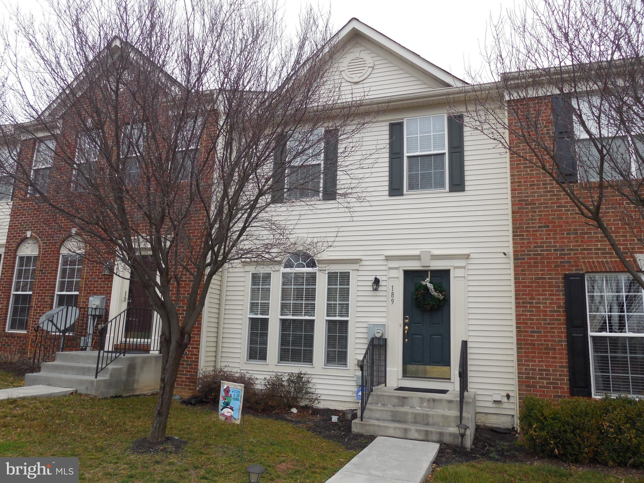 Where to begin!?  Unique opportunity to own this FULLY FURNISHED, immaculate townhome in desirable Oxbow Estates!  Everything you see is included with the sale, and there are some amazing pieces.  This home has been a successful Airbnb and a $1400/month rental, and now it can be yours!  Upgrades abound, including crown molding, chair railing, gleaming hardwoods on main and upper floors...even the staircase!  Gourmet kitchen with granite counters and island, tile backsplash,  stainless appliances, and double/convection ovens.  Dining area in kitchen complete with lovely gas fireplace and mantle.  Trex deck off kitchen with a nice view of the woods.  Vaulted master suite, Jacuzzi tub, double sink, tile flooring, and separate shower in master bath.  Mostly finished, walkout basement has a third full bath and ample storage.  Includes 1 year home warranty.  Convenient commuter location, just two minutes to I66!  You will not be disappointed!!