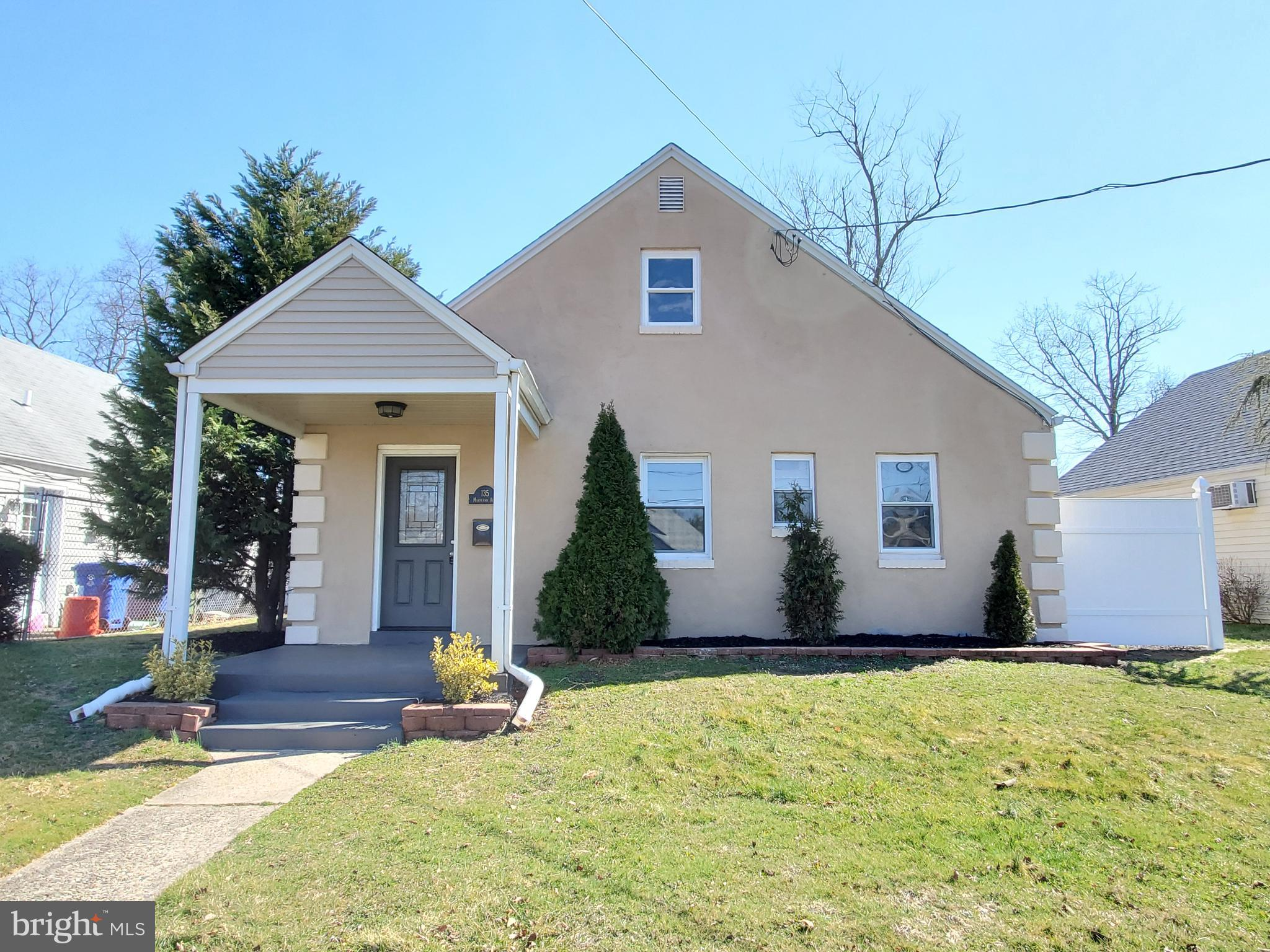 This 4 bedroom 1 bath Cape Cod house is ready and waiting for you! Located only a few blocks from th
