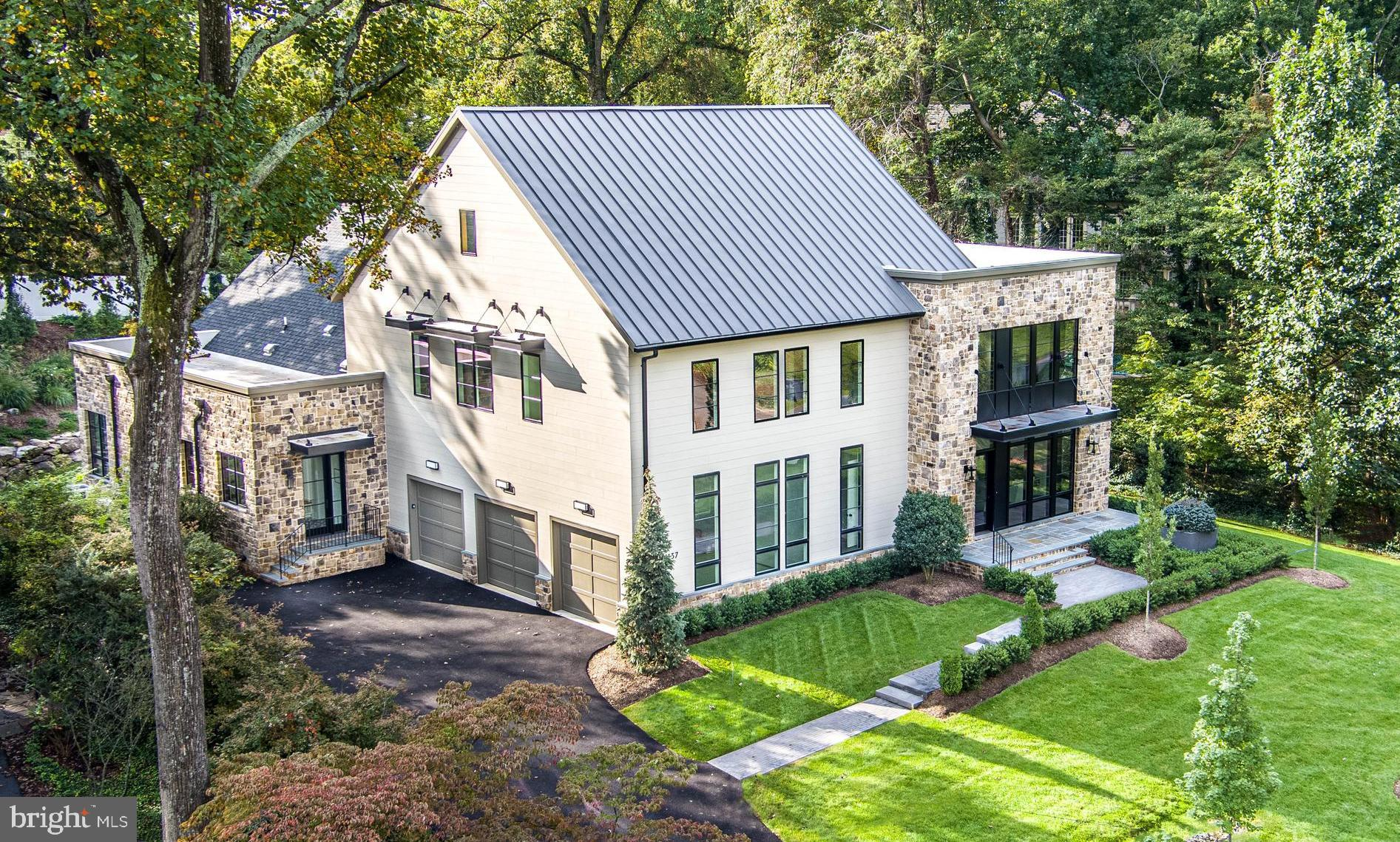 Introducing 1137 Basil Road, Artisan's refined Modern Farmhouse. This creative light filled floor pl