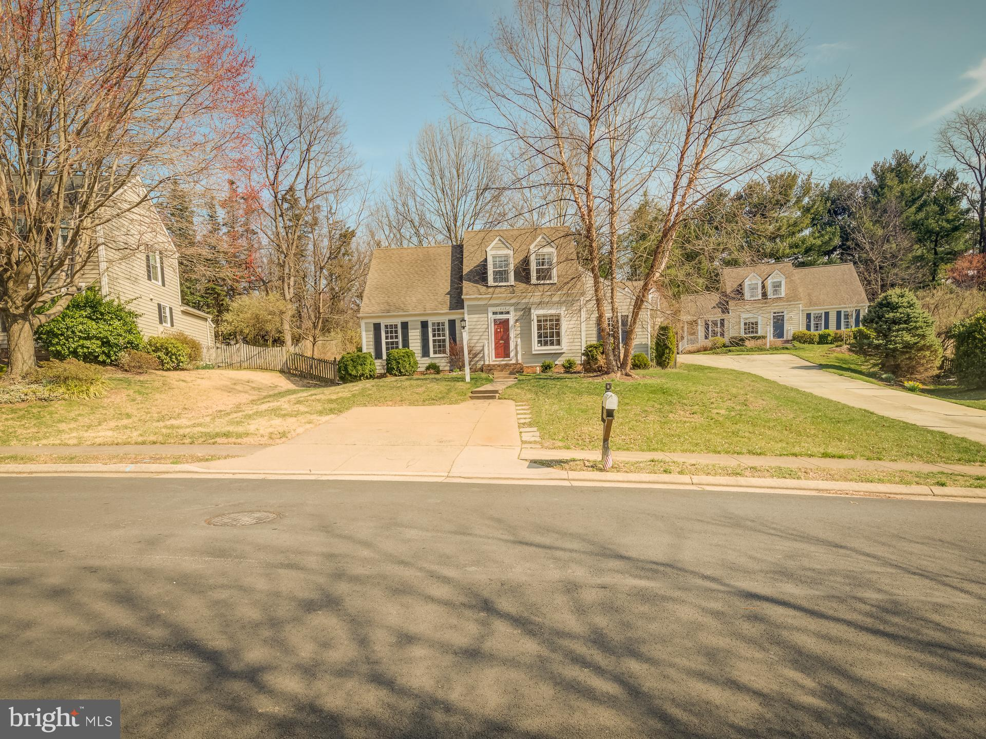 SHOW AND SELL THIS POPULAR CAPE COD HOME WITH RARE MAIN LEVEL MASTER BEDROOM. Don't miss this lovely