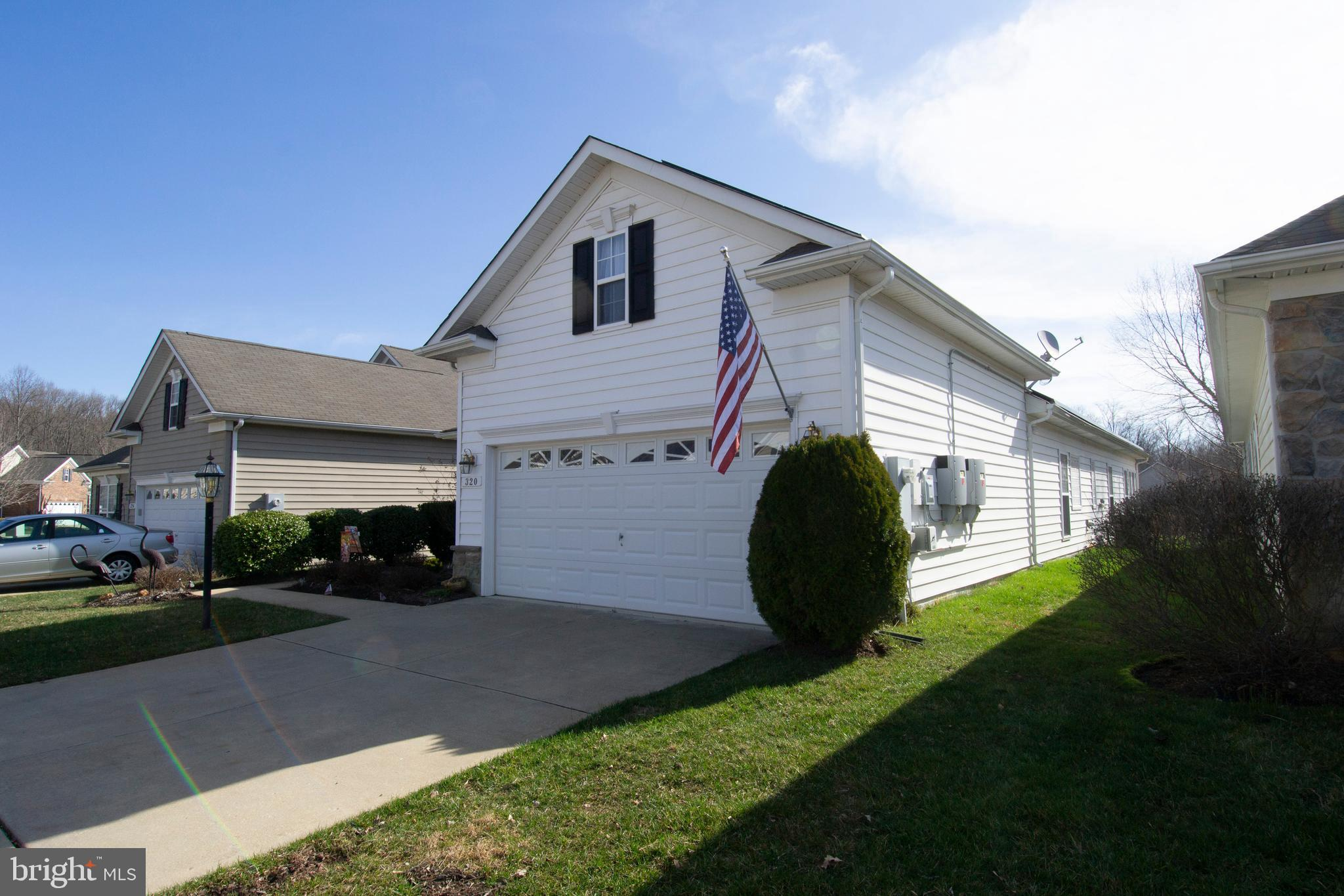 Welcome to retirement at 320 Overture Way. This home is in the 55+ of Symphony Village. The communit