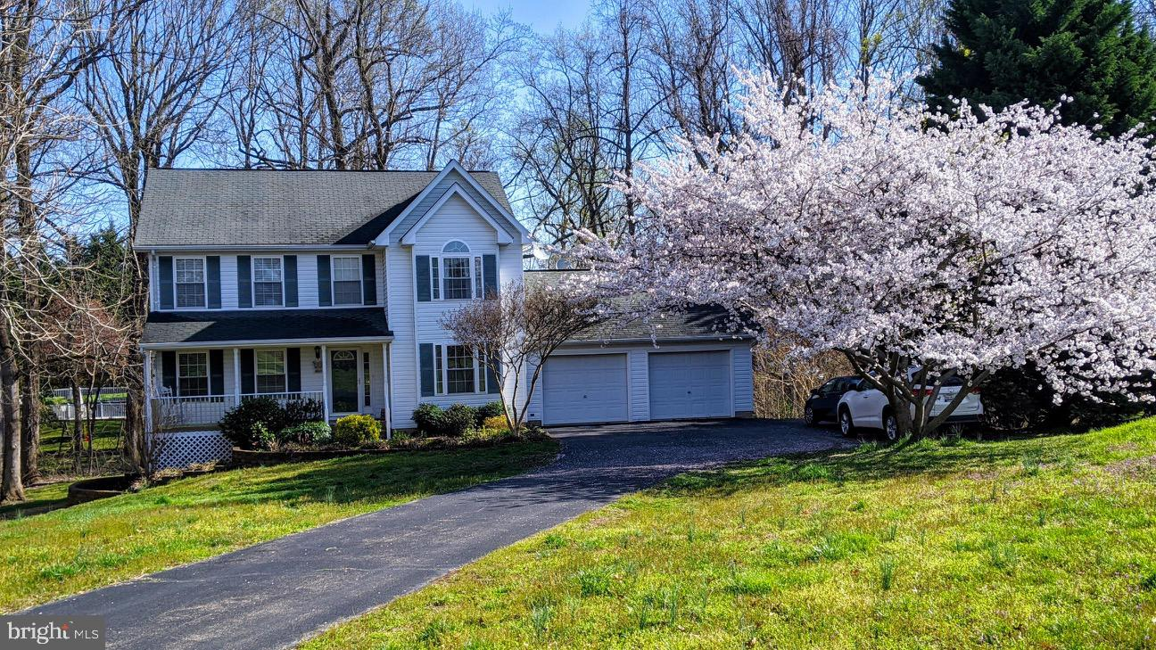 This is what you have been waiting for! Meticulously maintained colonial located on a spacious tree
