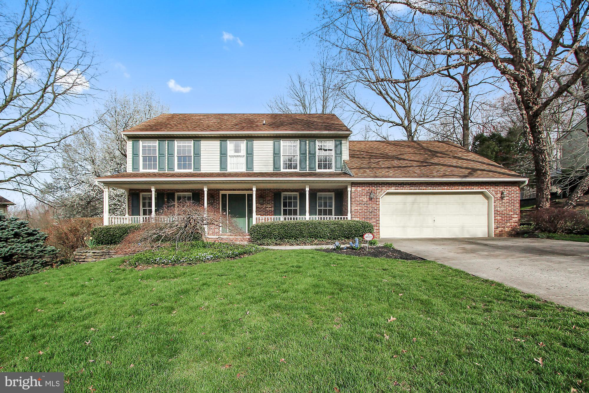 Contact Listing Agent to request Video Tour of this Beautiful 5BR Colonial in sought-after Tudor Man
