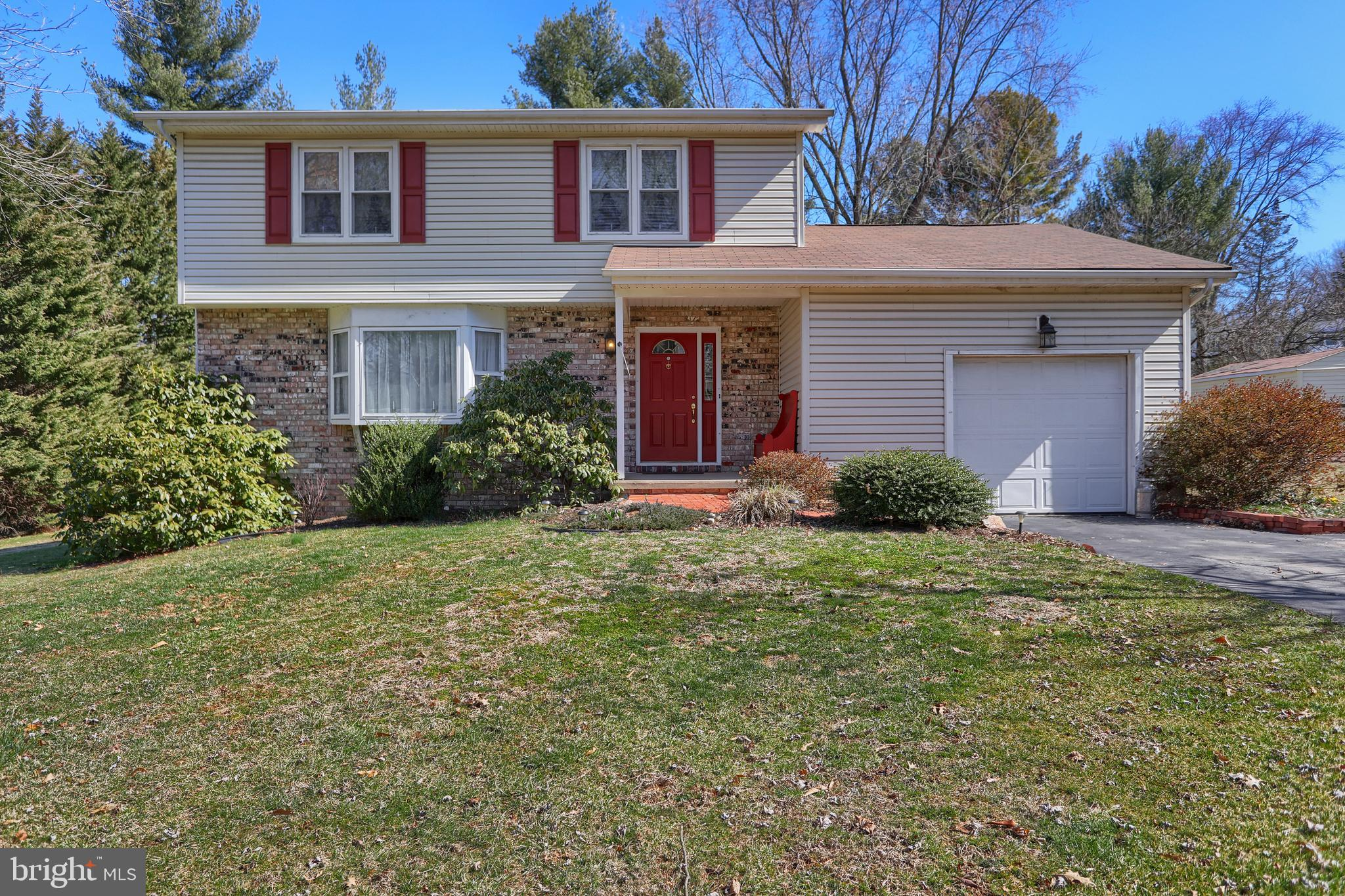 Welcome home to this 2 story colonial in Fallston Maryland.  This home features hardwood floors thro