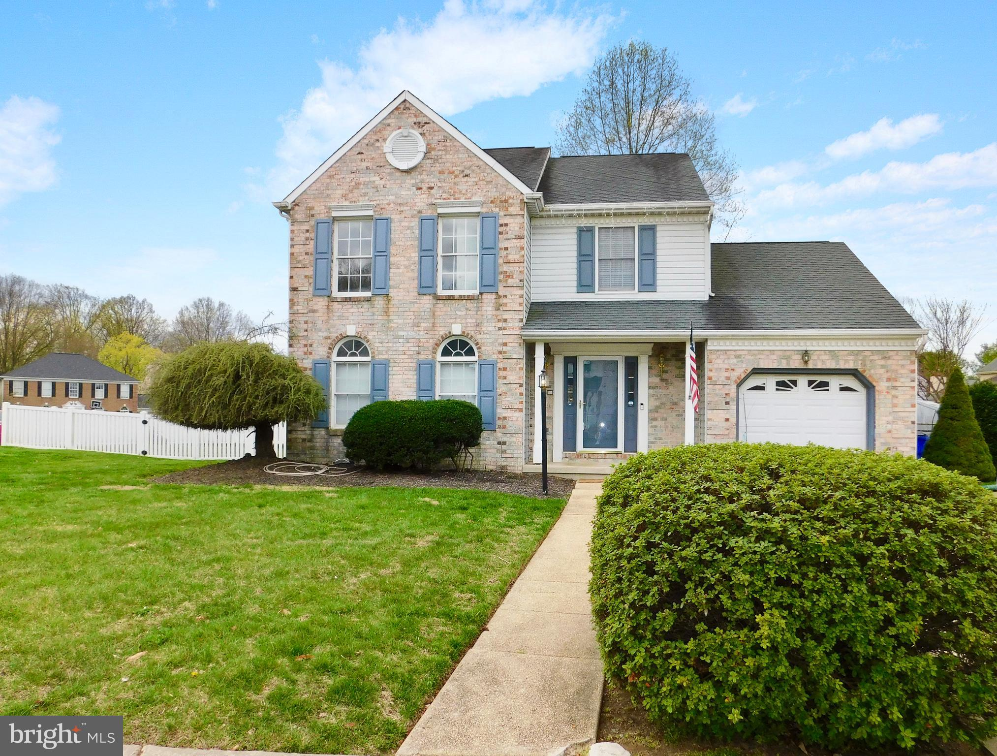 I'm so happy that the home you have been waiting for has just listed!  Yay!  Harford County Schools.