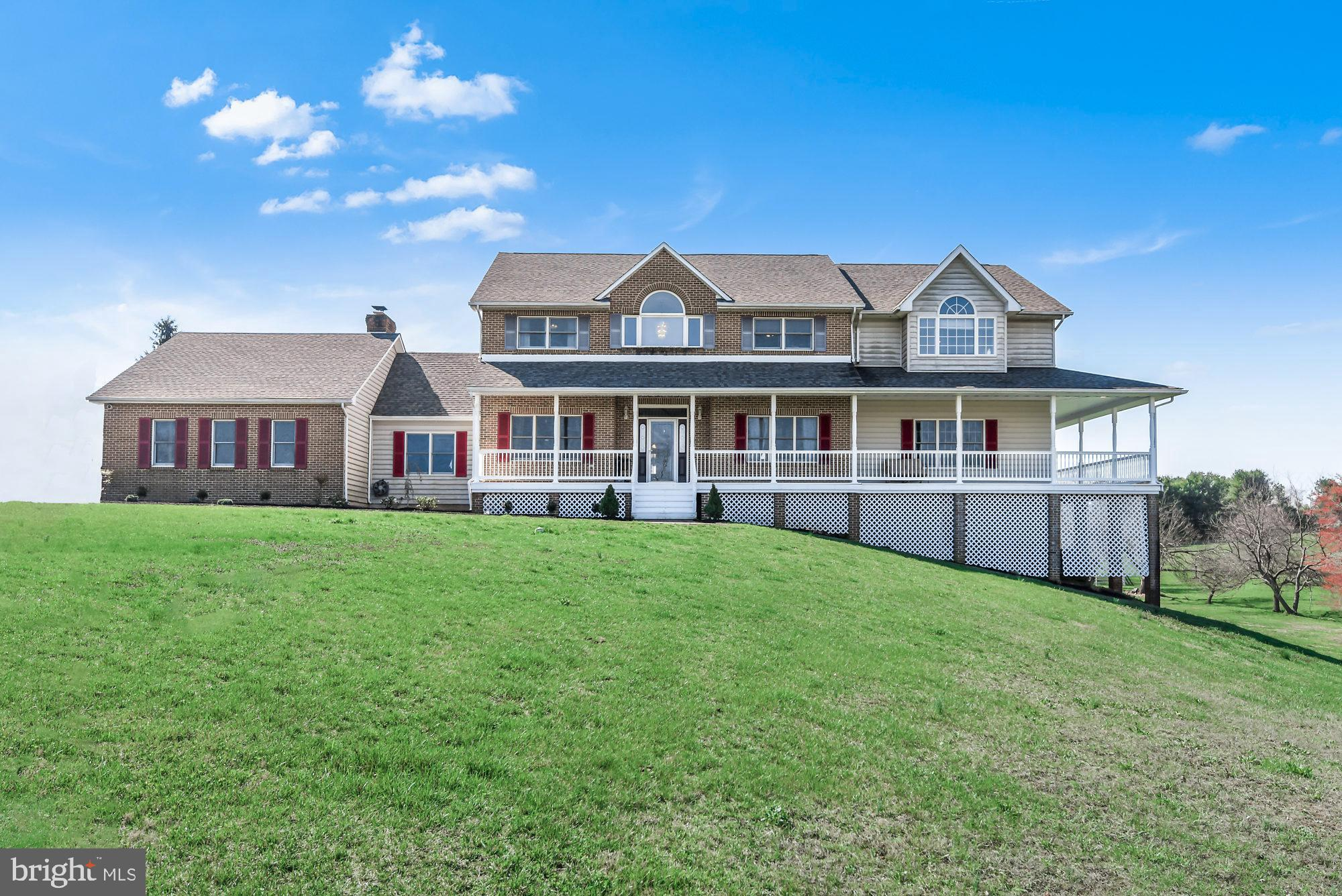 This Beauty is a must see!! Awesome colonial on 5+ acres with plenty of room for your animals. Quali