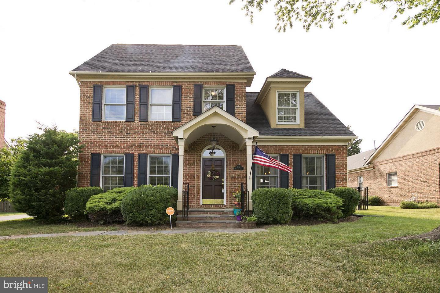 Gorgeous all Brick home on the east side! This stately home features FIRST floor Master bedroom, wit