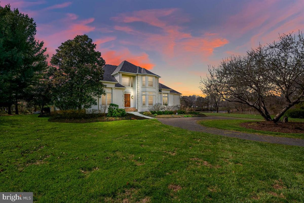 Welcome to the Eastern Shore luxury lifestyle! This exquisite waterfront estate, with sweeping overl
