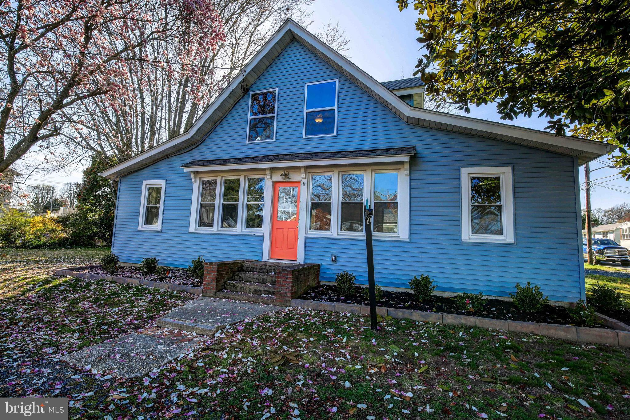 This gorgeous remodel is complete just in time for Spring and Summer. With upstairs views of the bay