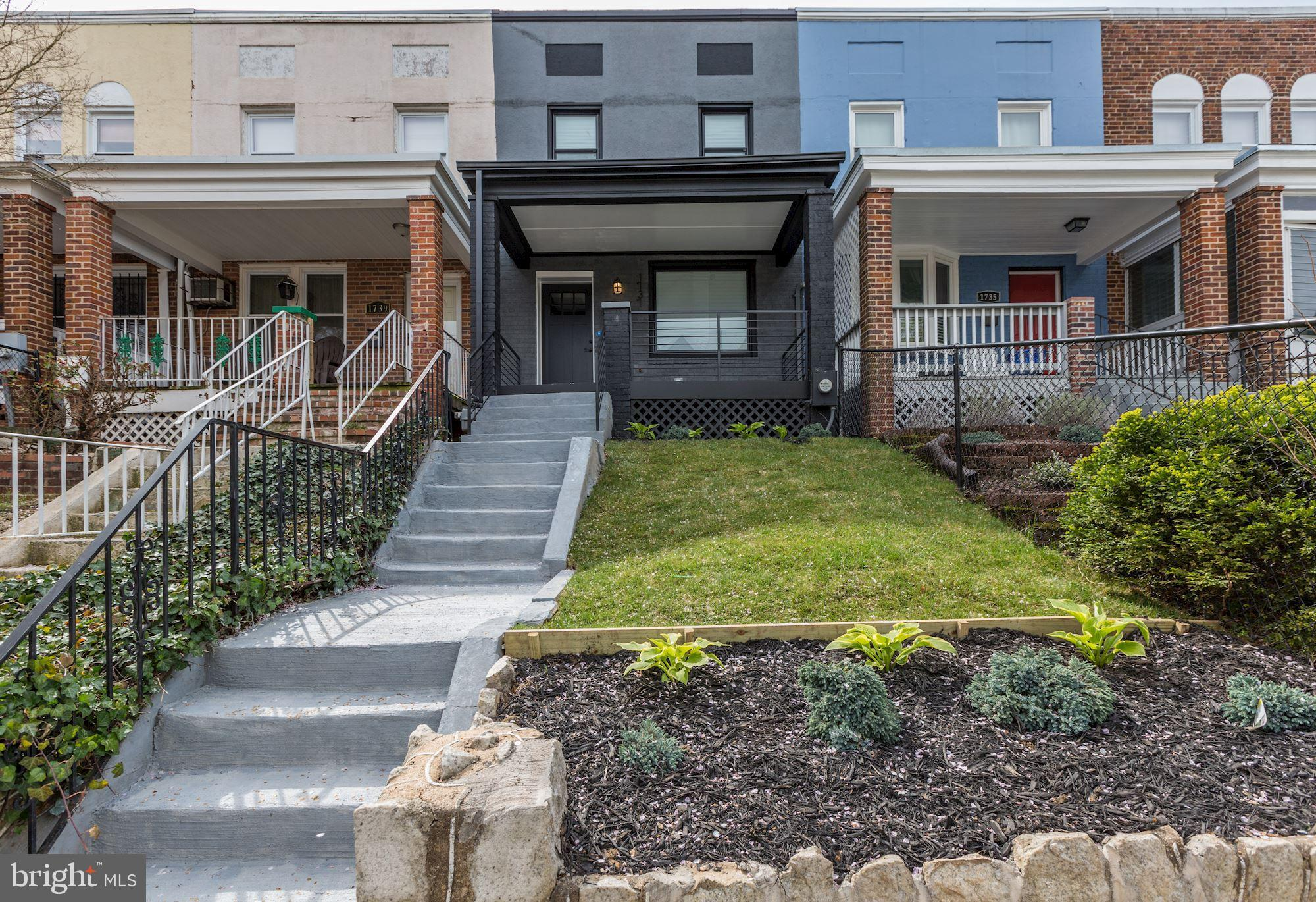 Luxurious living meets lovely location in Capitol Hill East. This expansive 4 bedrooms, 3.5-bathroom