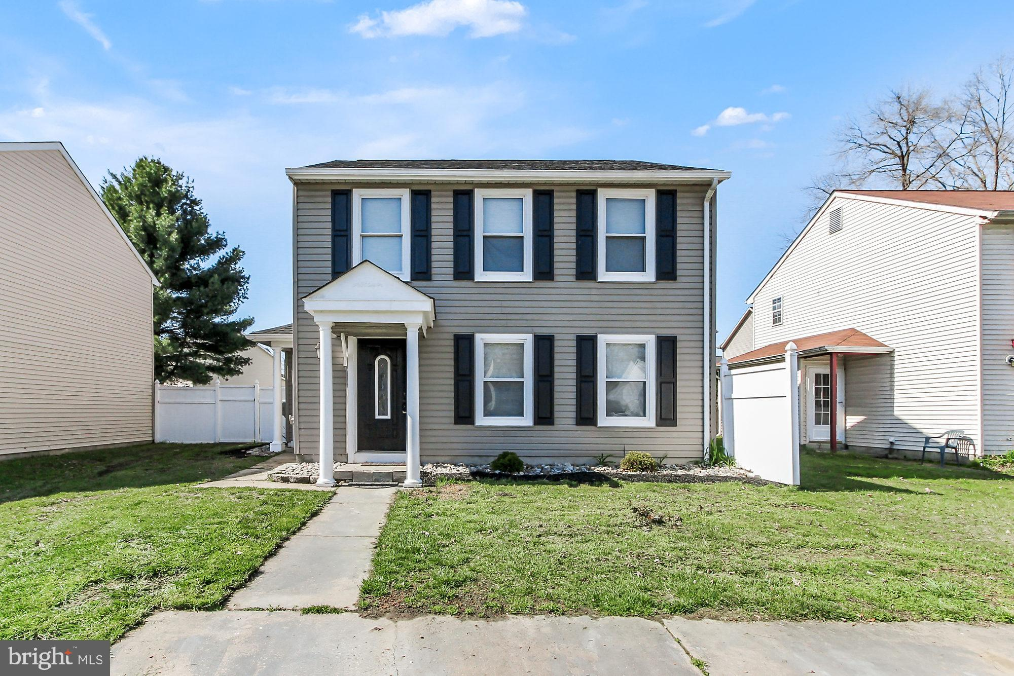 Check out this charming 3 bedroom, 1 1/2 bathroom updated home in Willoughby Woods!  This home has b