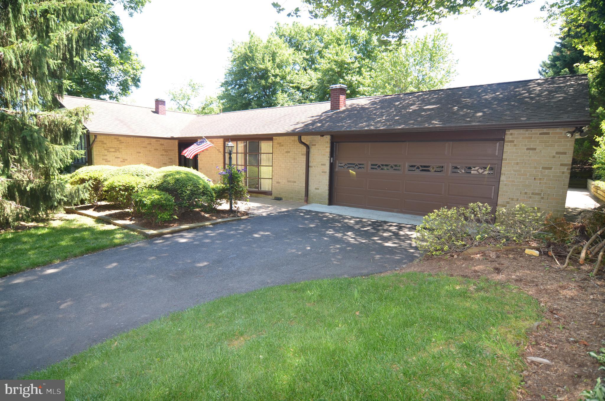 Back on market 6/03!  Lovely brick front custom built rancher located on a nicely landscaped .46 acr