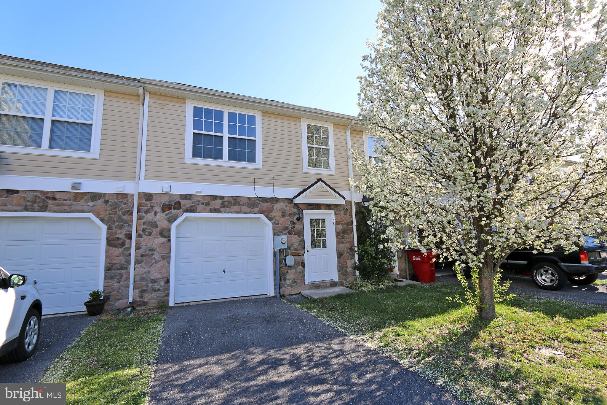 Spring is in the air and welcoming you to your new home.  Must see this spacious 3 bedroom and 2.5 b
