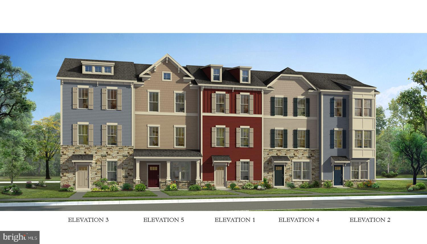 To be Built, Fall Move-in!  Brand New Luxury 2-car garage Townhome in the Resort Style, Amenity Fill