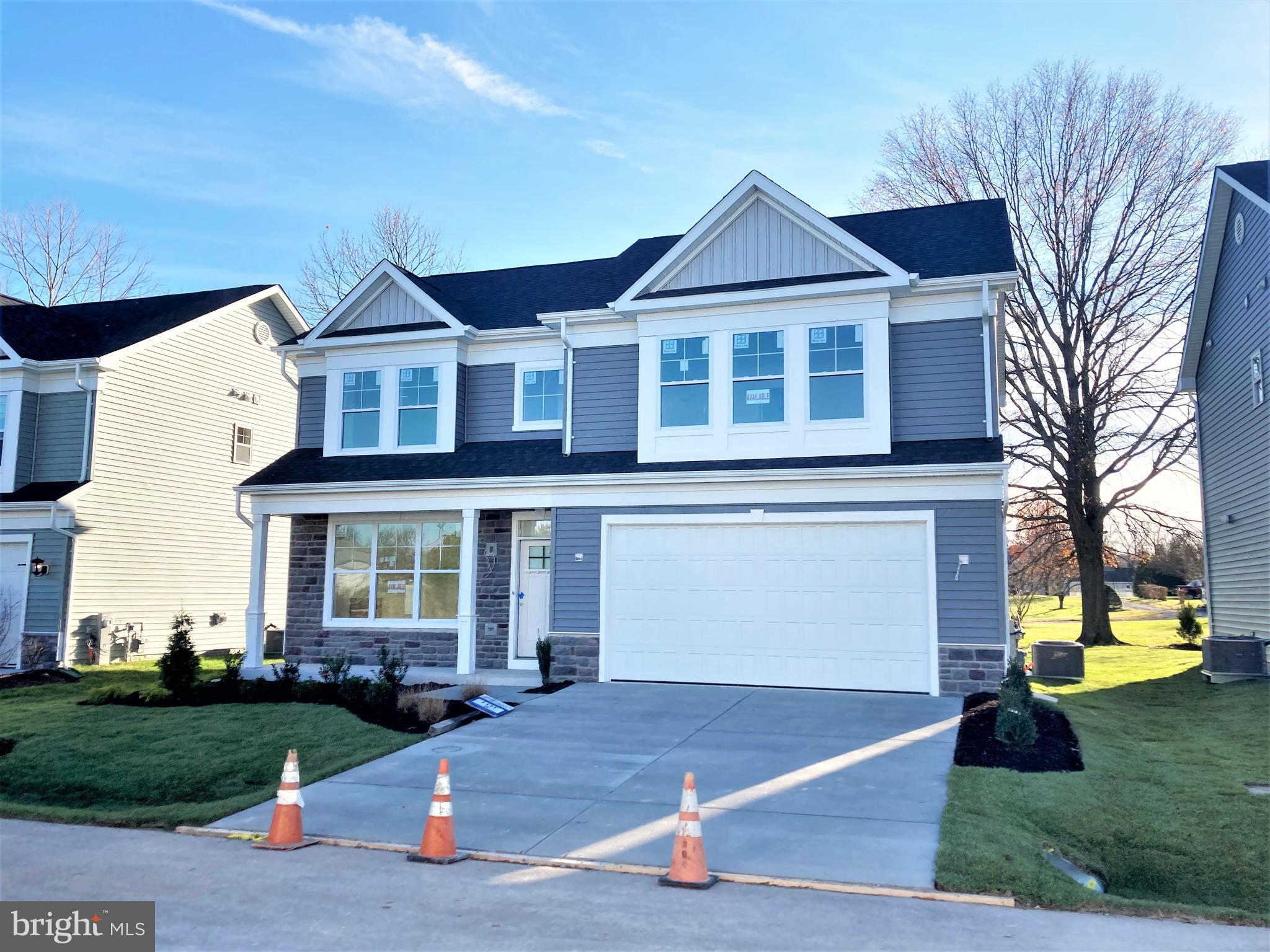 To Be Built - New for 2020!   Our new Jefferson plan features an open concept first floor.    Perfec