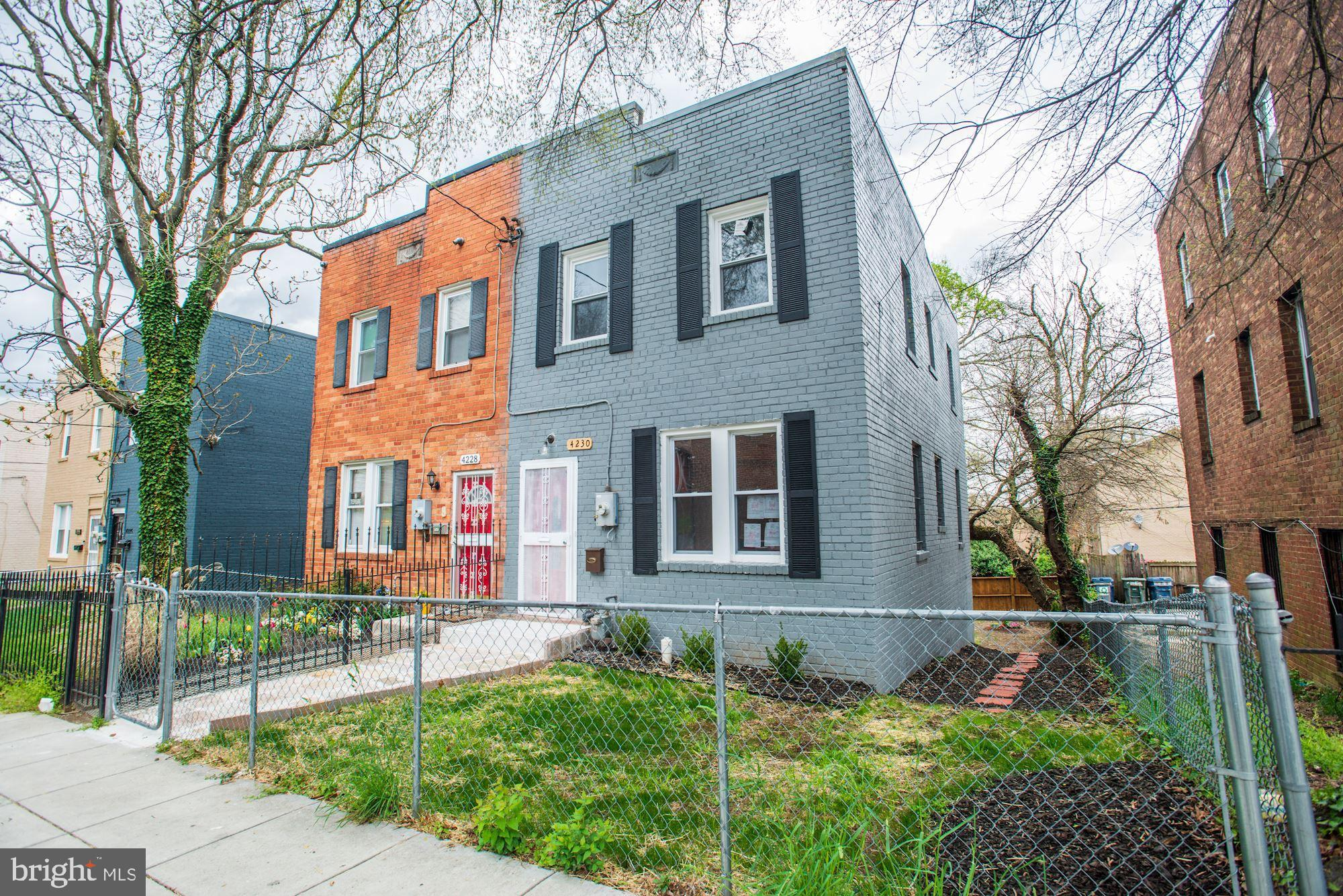 Just listed in HOT Deanwood less than 1/2 mile to Minnesota Ave metro!  Recently renovated and ready