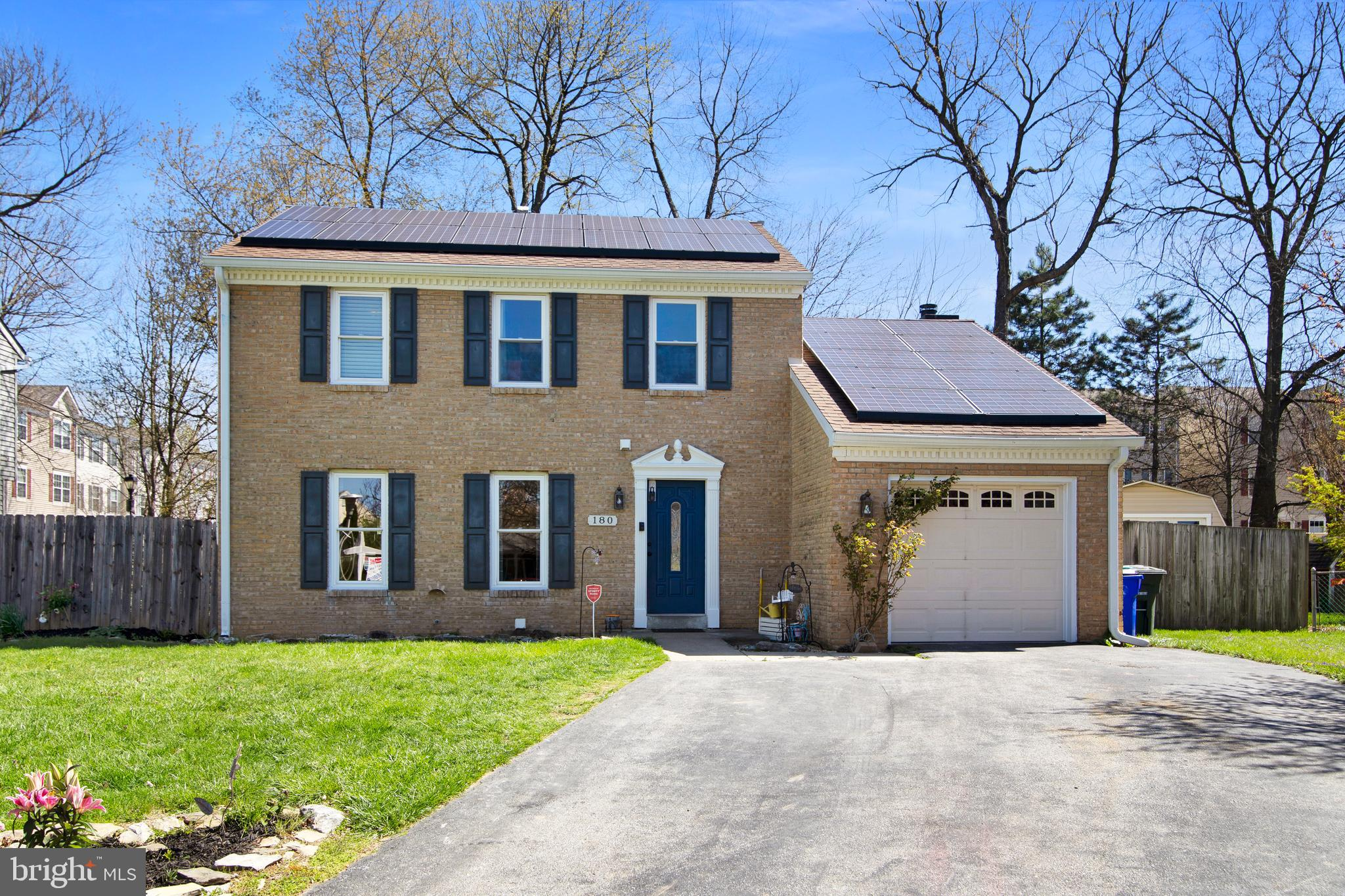Say HELLO to this NO HOA home on a cul de sac with garage and fenced in yard. New Paint, upgraded ki