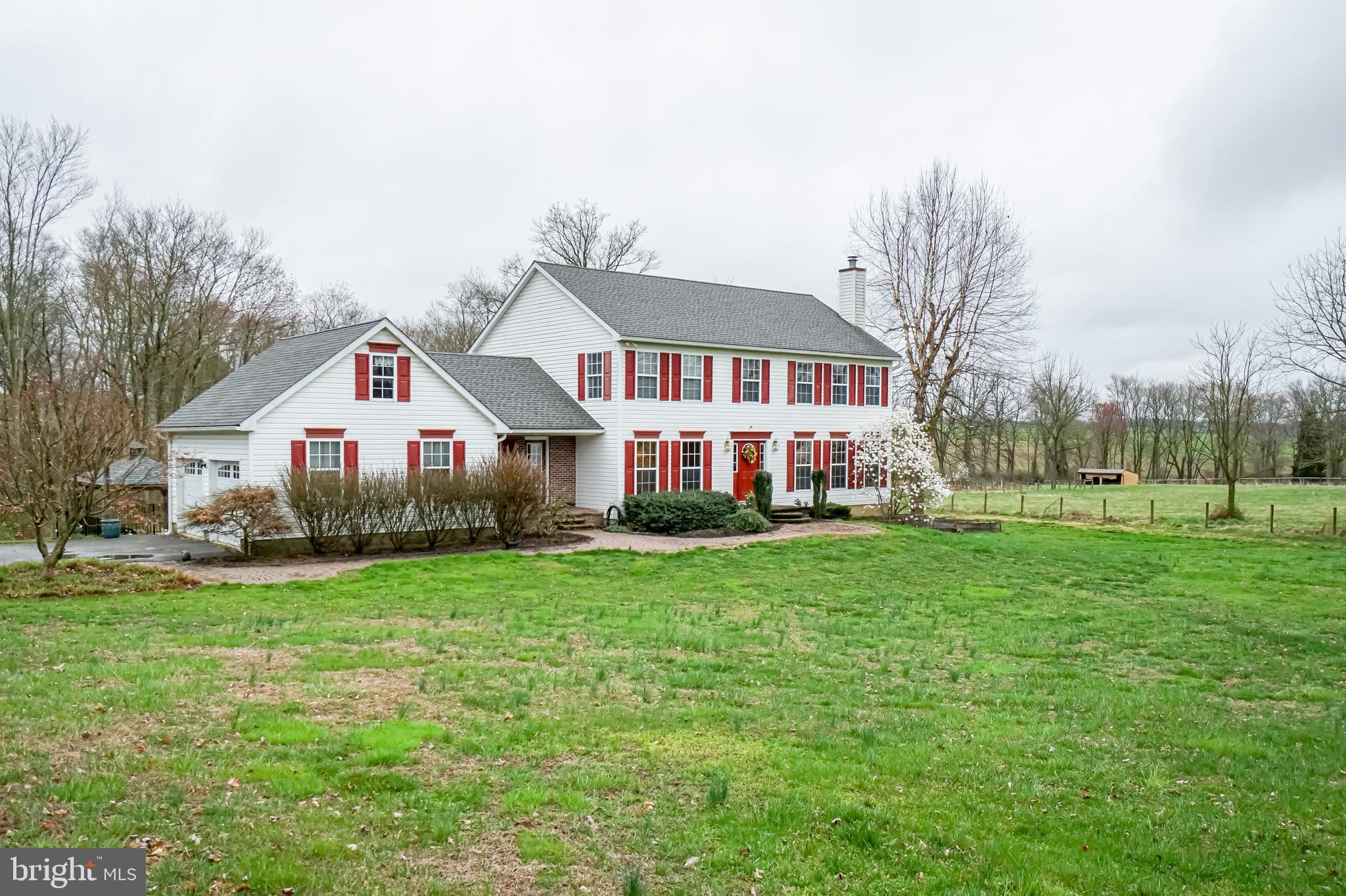 Just Listed...121 Old Line Drive Elkton....this home is perfect for entertaining!  Situated on almos
