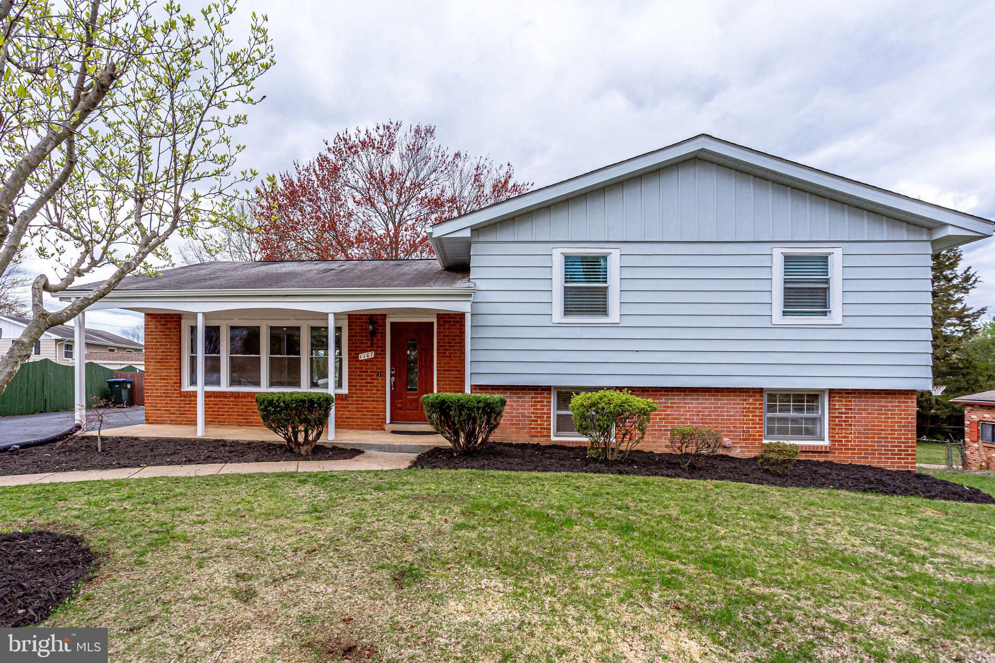 Welcome to this beautiful gem of Sterling Park. Welcoming front porch takes you to the open floor pl