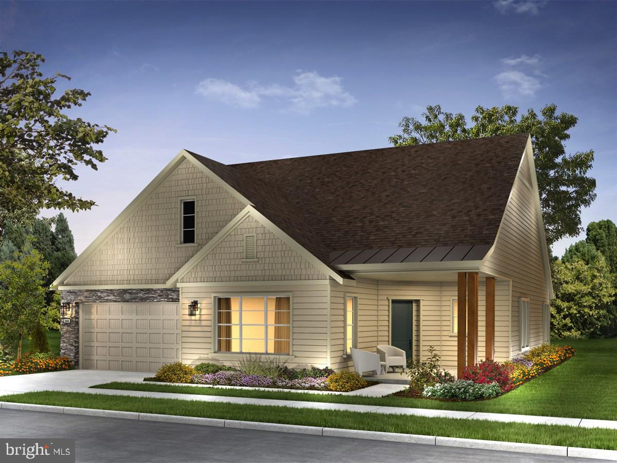 Welcome home to Trilogy at Lake Frederick with your new construction Ascend model with a loft and ba