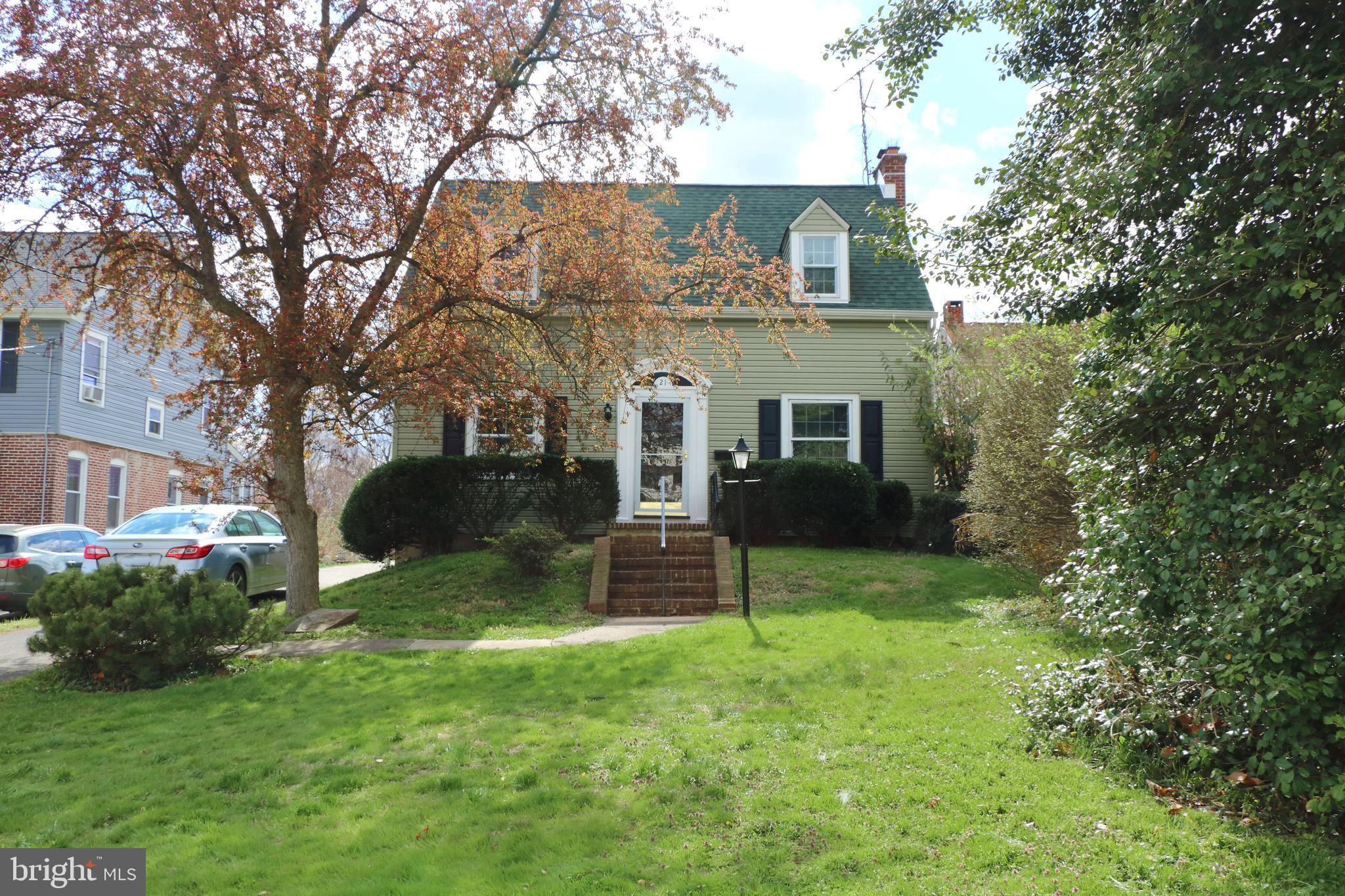 Great cozy property just down the road from Archmere Academy! This house has 3 bedrooms, 1 full bath