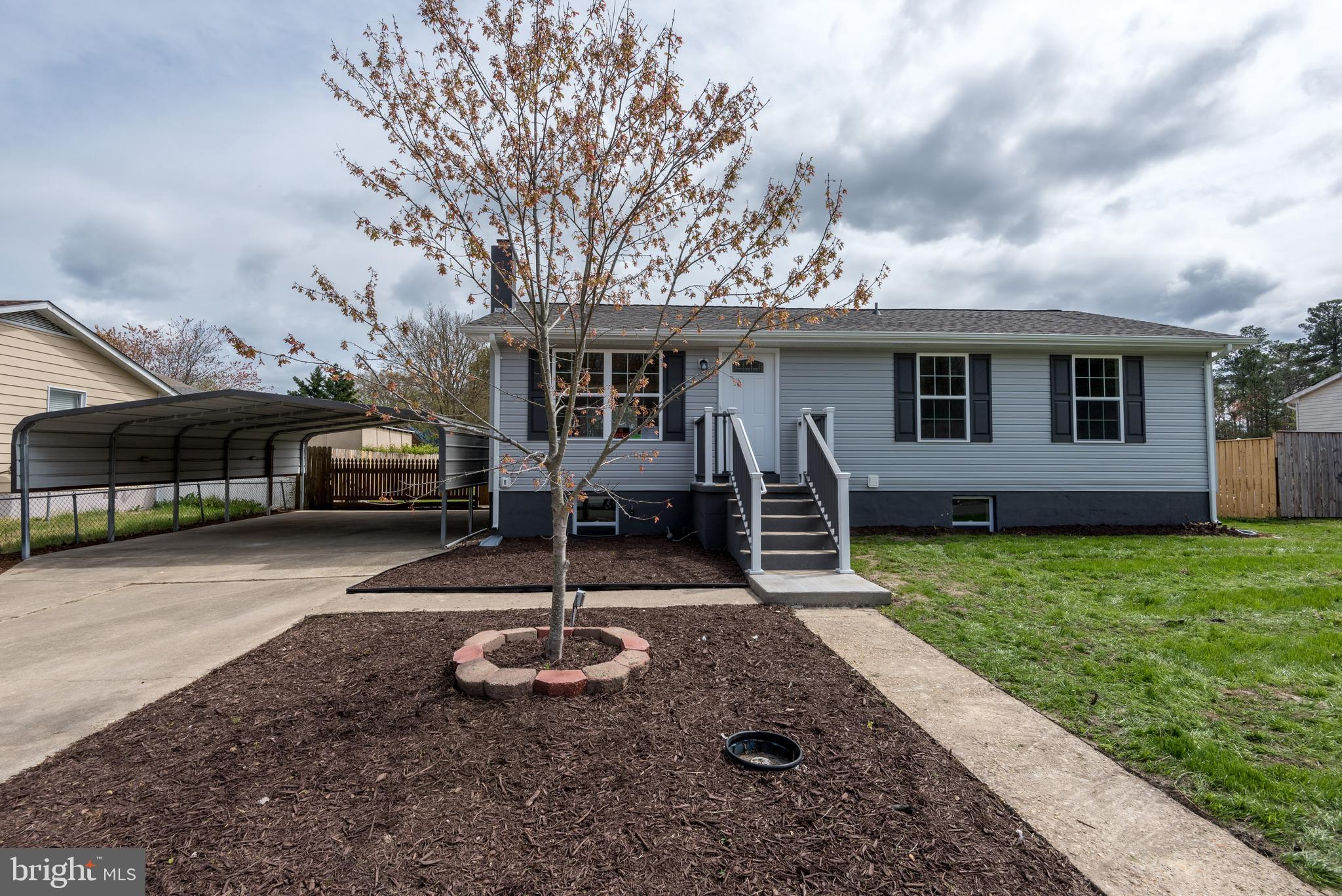 Completely renovated top to bottom with beautiful finishes by an experienced home builder! This home