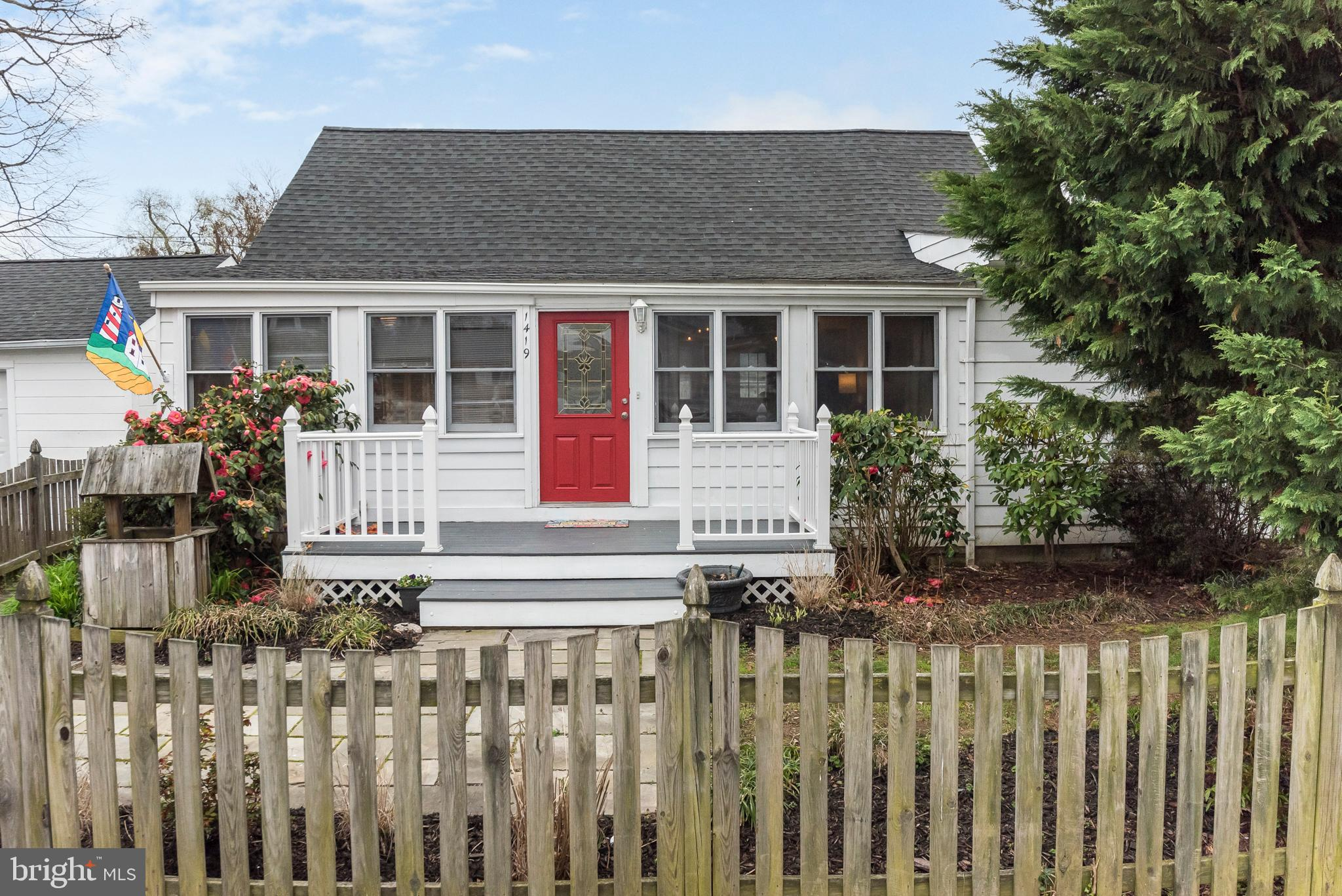 The Shoreham Beach Community is a private enclave of homes surrounded by the South River.   You are