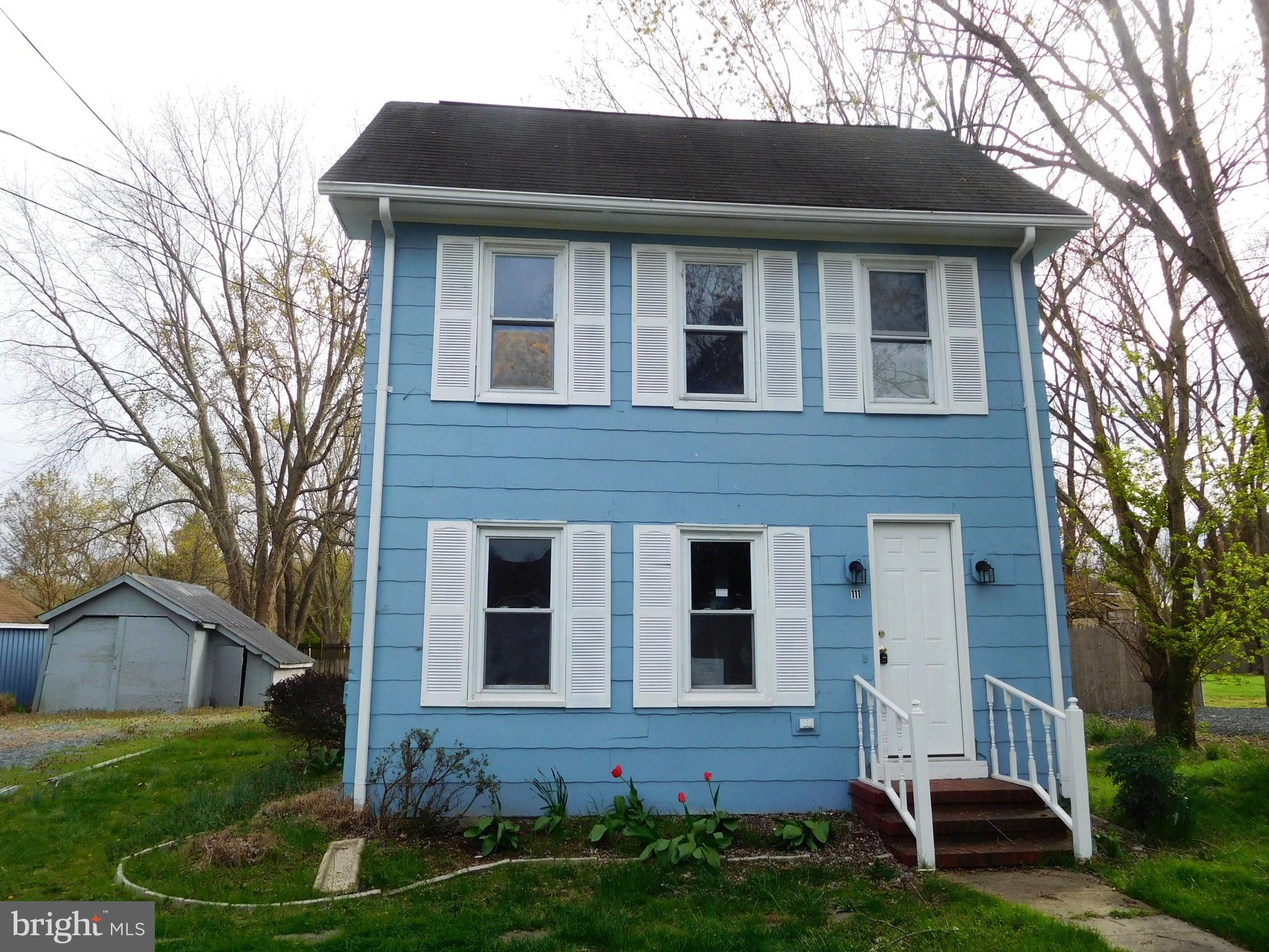 This charming home is located on a quiet street in the village of Dominion, just up the road from Li