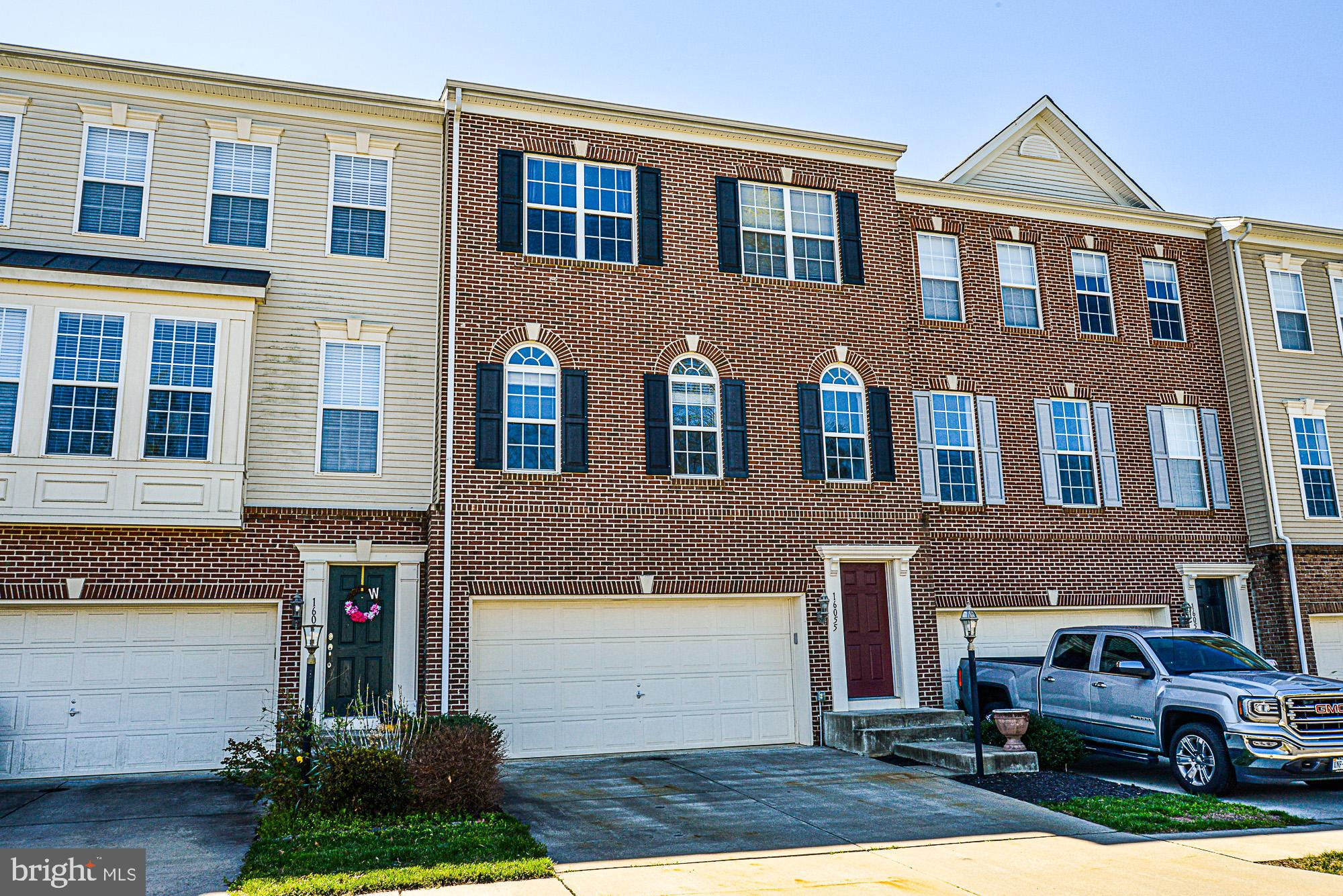 Beautiful townhome with 2 car garage! Bright, spacious, and private- this home offers park~views acr