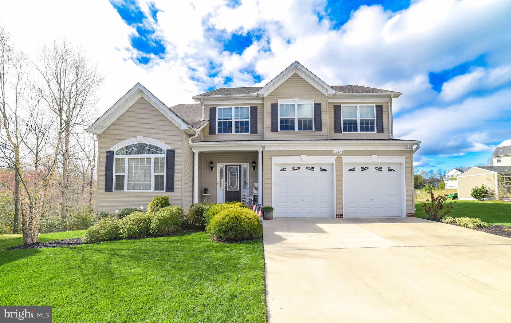 Stunning Two Story Colonial on a cul de sac ready for a new owner!  This home has it all!  As you en