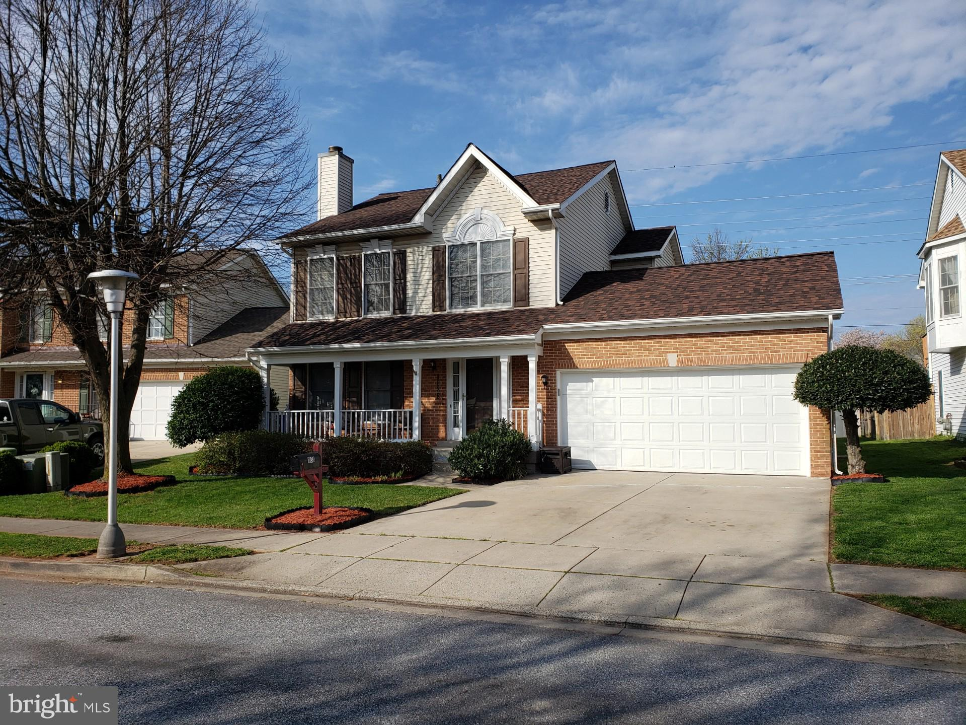 Lovingly cared for home located close to everything. Gleaming Hardwood Floors in the Living and Dini