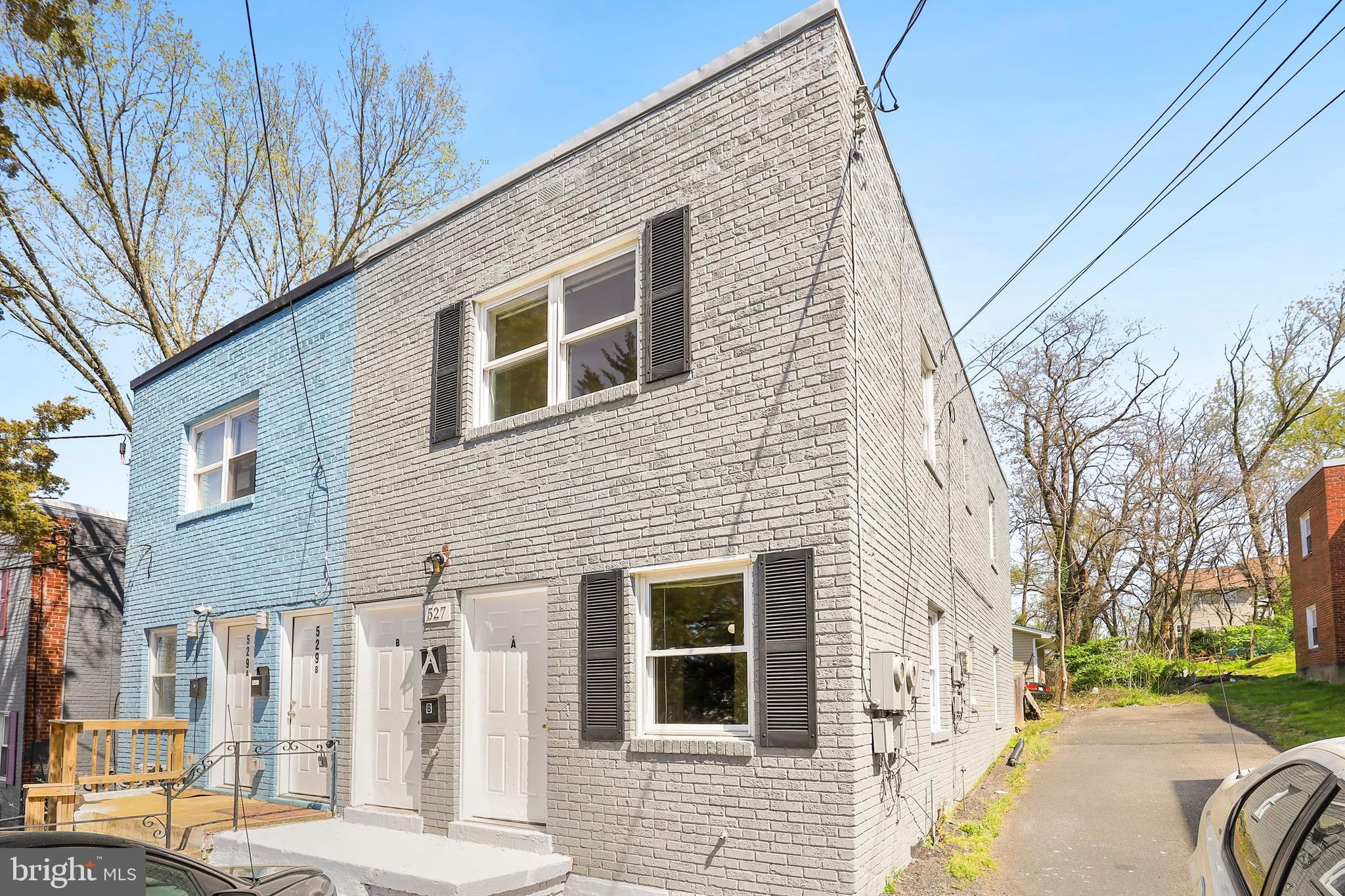 Great opportunity to own a renovated 2-unit building in Deanwood! This updated multifamily features