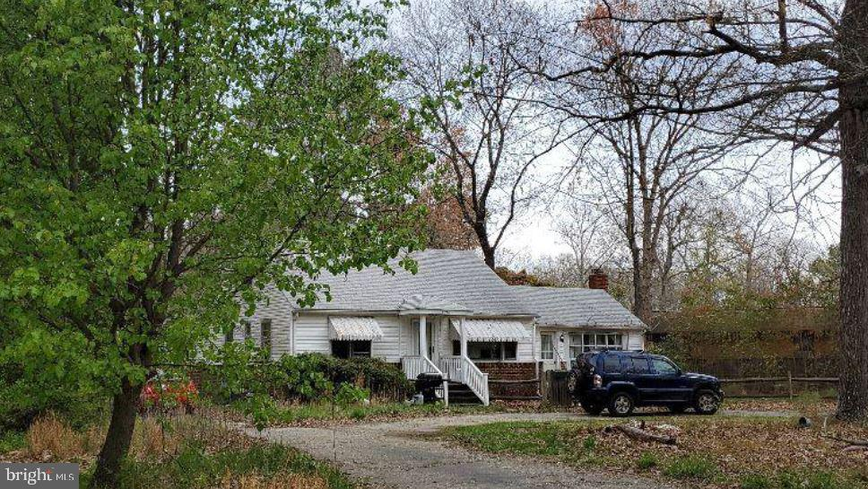 Located in the Long Lane Farm neighborhood and built in 1953, this one level home offers approximate