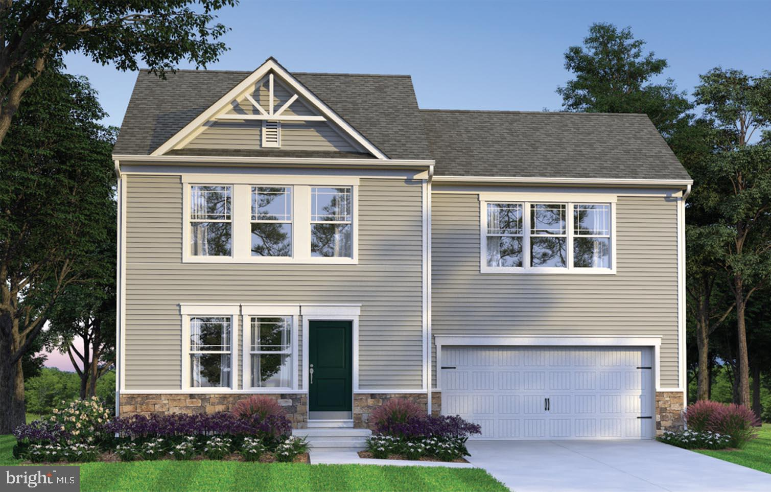 The Pearl is a beautiful 4 bedrooms, 2.5 bathrooms colonial style home with an open floor plan that