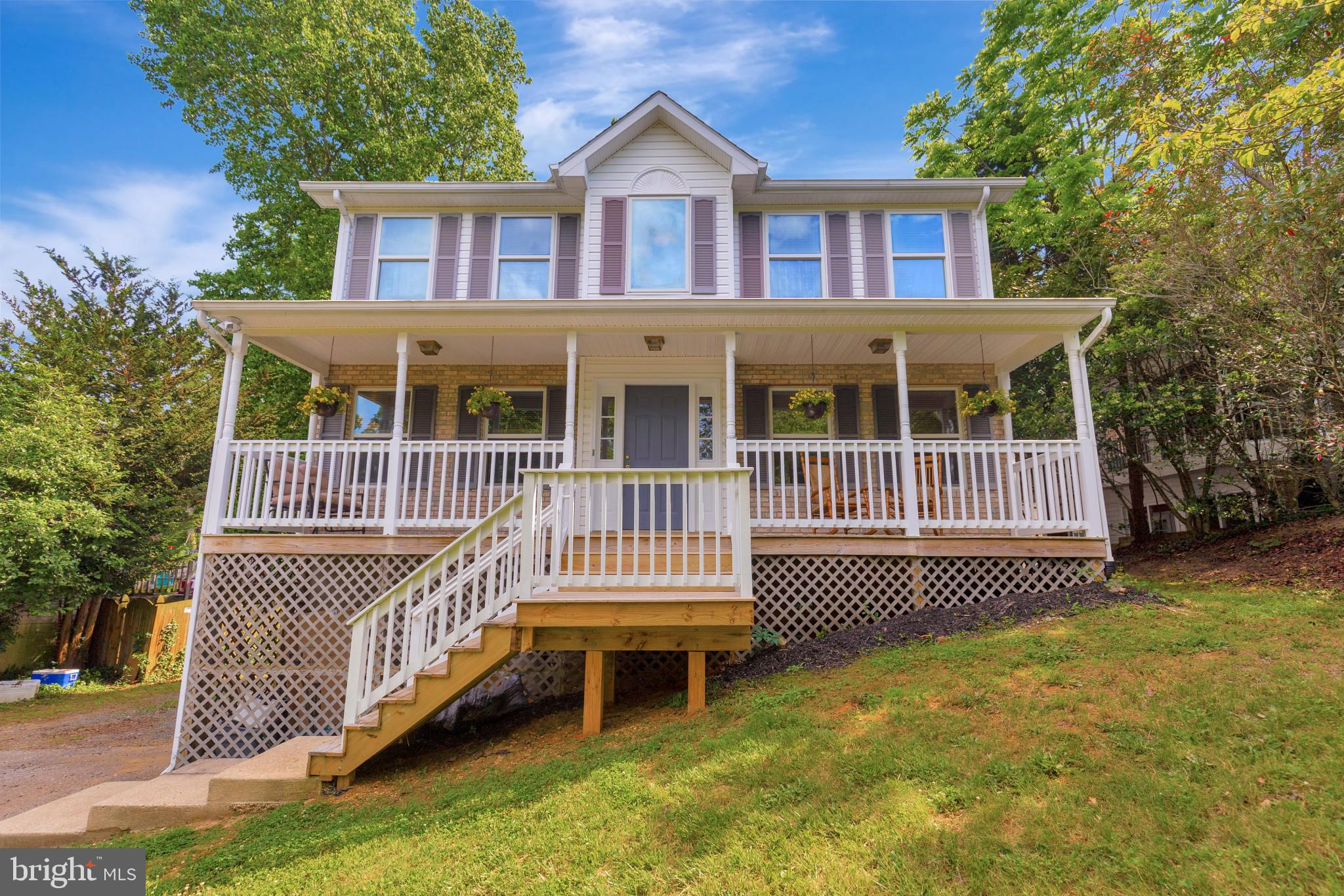 Welcome Home!  This sought-after Colonial Style, Quality Built Home, is turn key and ready for you t