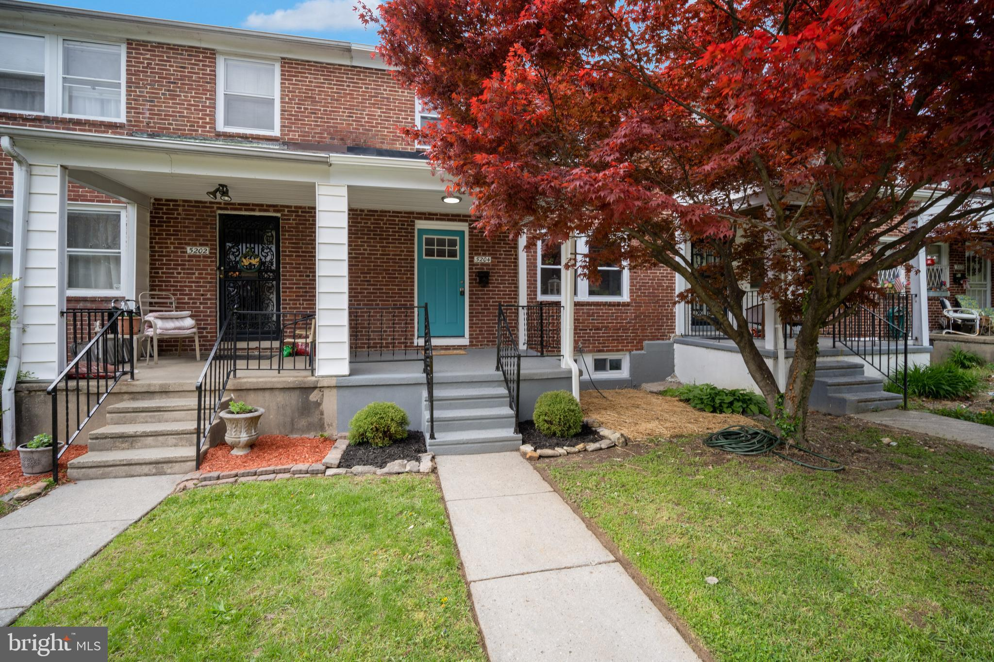 Beautiful 3 Br 2Ba town home With open floor plan * Fully finished basement * New doors * New Windows * New roof * New kitchen with granite counters, Island, stainless steel appliances,self closing cabinets * Recessed lights * New carpet * Freshly painted * New HVAC & Water heater * Beautifully remodeled bathrooms * New flooring thru out the house  and so much more all in well sought after area. ( All PERMITS WERE PULLED)