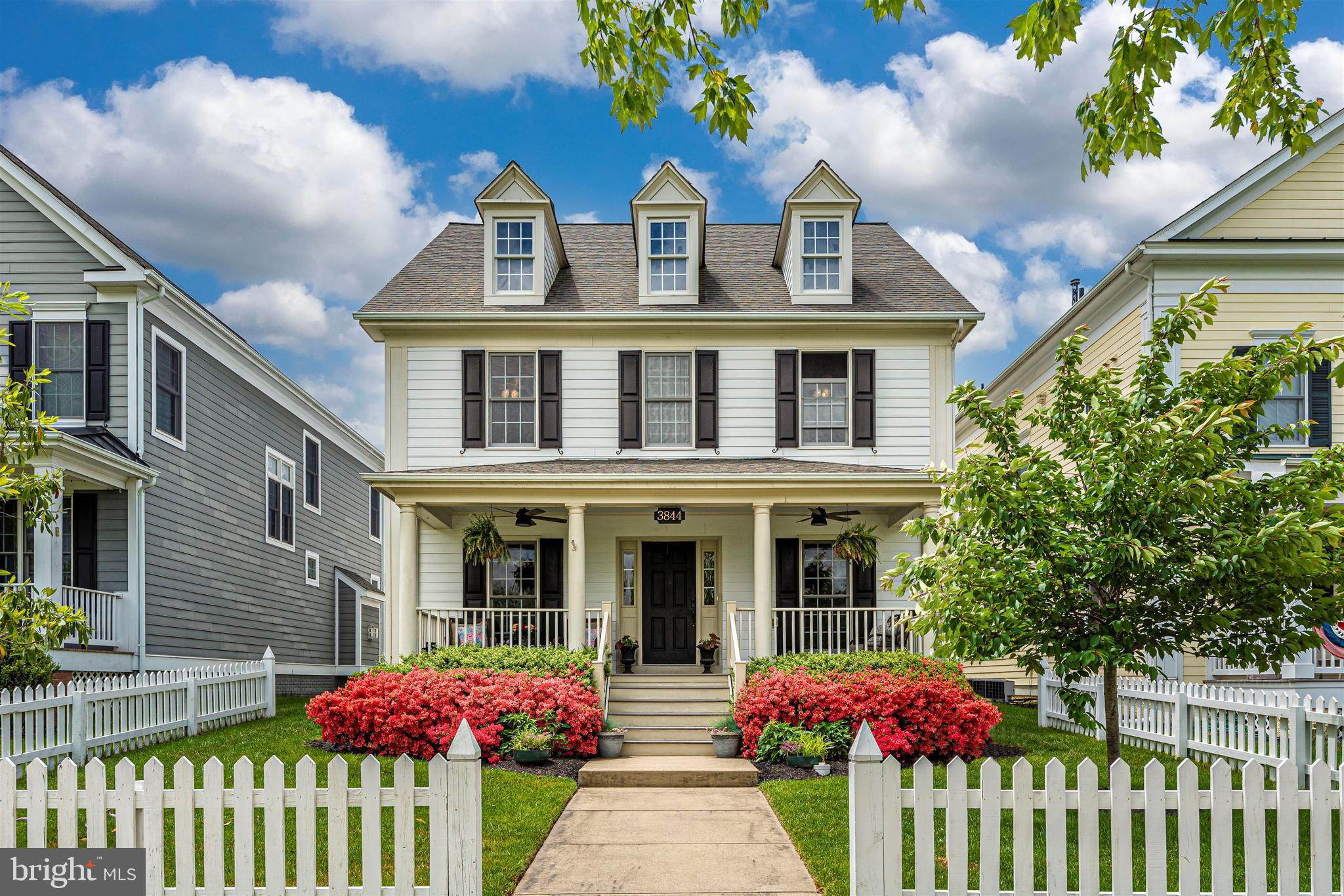 Prepare to fall in love with this picture perfect home!   Tastefully appointed from top to bottom, l