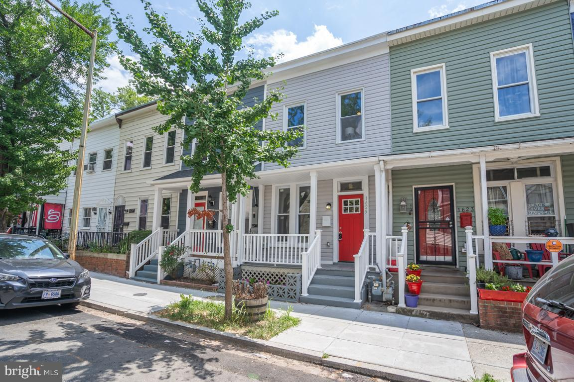 Welcome home to this Quaint Delight!  Nestled on Rosedale street in the quiet and convenient neighbo