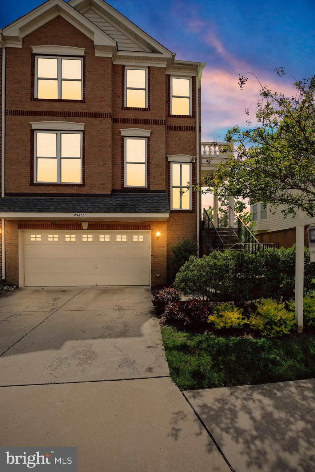 This beautiful home will win you over the moment you pull into the driveway. Nestled on a verdant lo