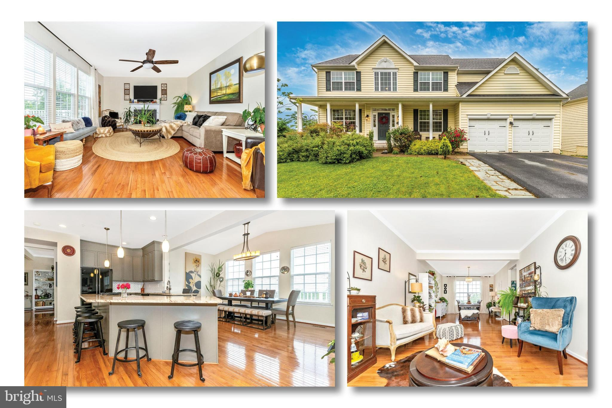 Gorgeous 4 bedroom 4.5 bath home at the top of Whittier Pond Subdivision!  You won~t mind spending t
